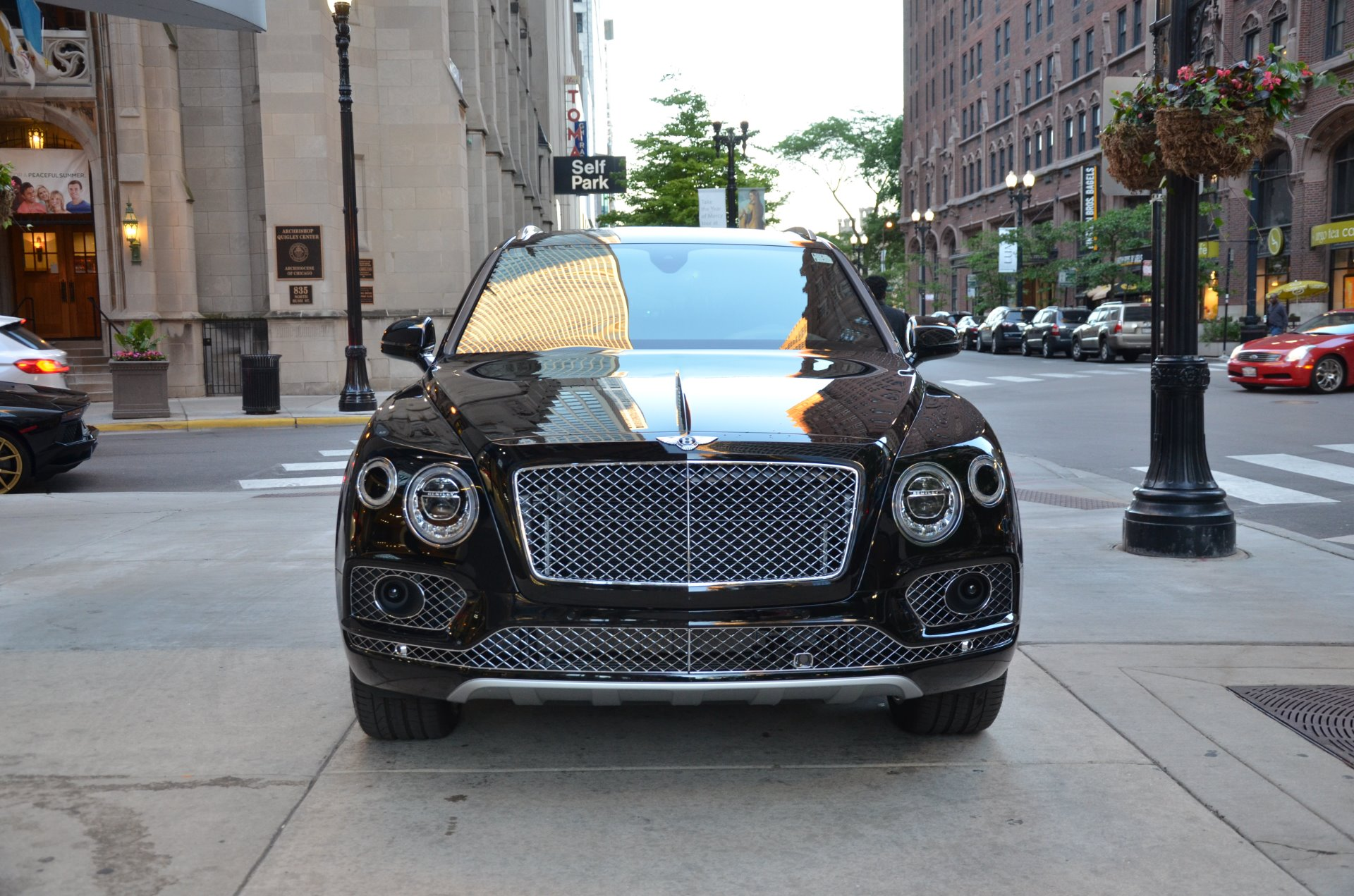 2018 bentley for sale.  sale new 2018 bentley bentayga activity  chicago il with bentley for sale e