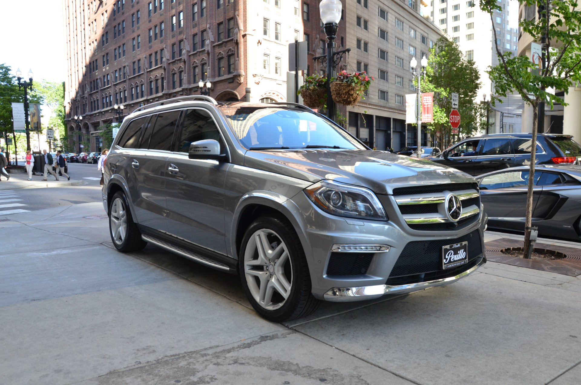 2015 mercedes benz gl class gl 550 4matic stock b865aa for Mercedes benz 550 gl
