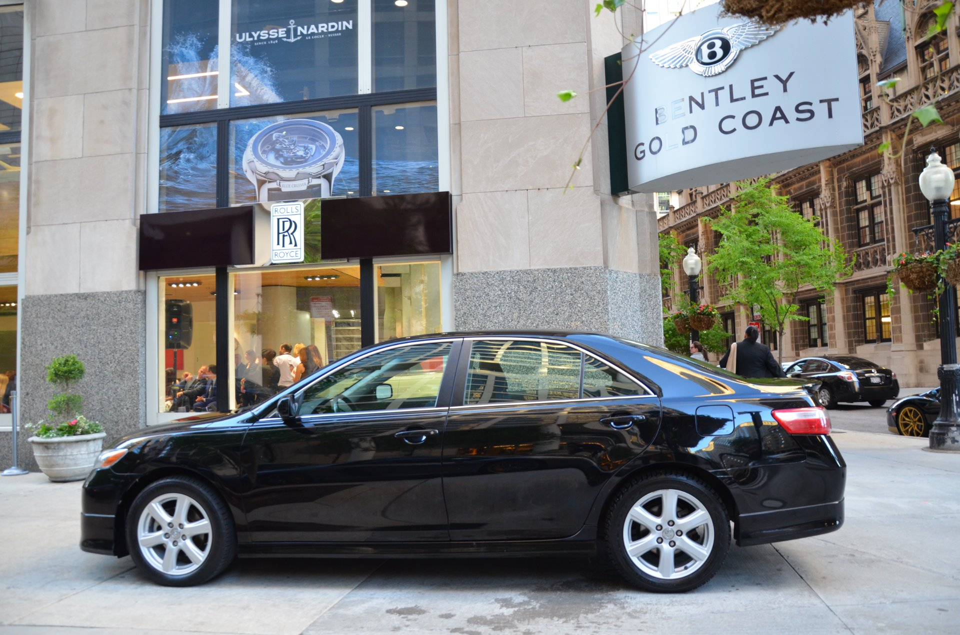 Toyota Camry CE Stock For Sale Near Chicago IL IL - Toyota dealerships chicago