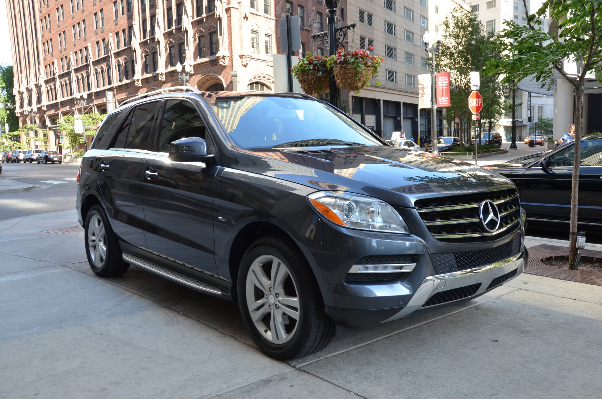 Used 2012 mercedes benz ml350 for sale my marketing journey for Mercedes benz ml 2012 for sale