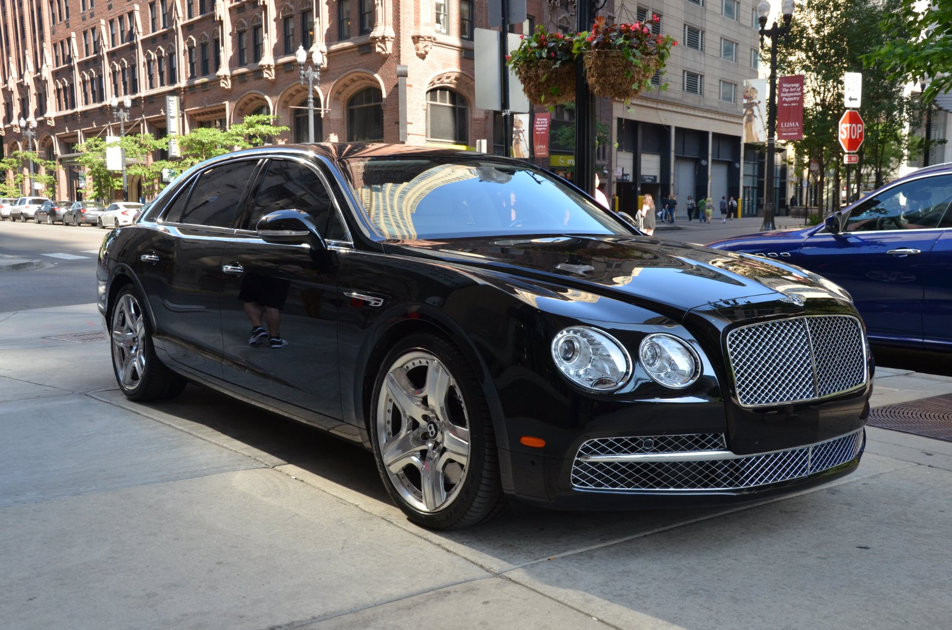 2014 bentley flying spur w12 stock # gc2122 for sale near chicago