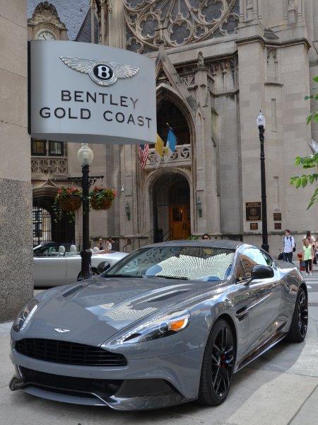 2016 Aston Martin Vanquish Stock Gc2184 S For Sale Near Chicago
