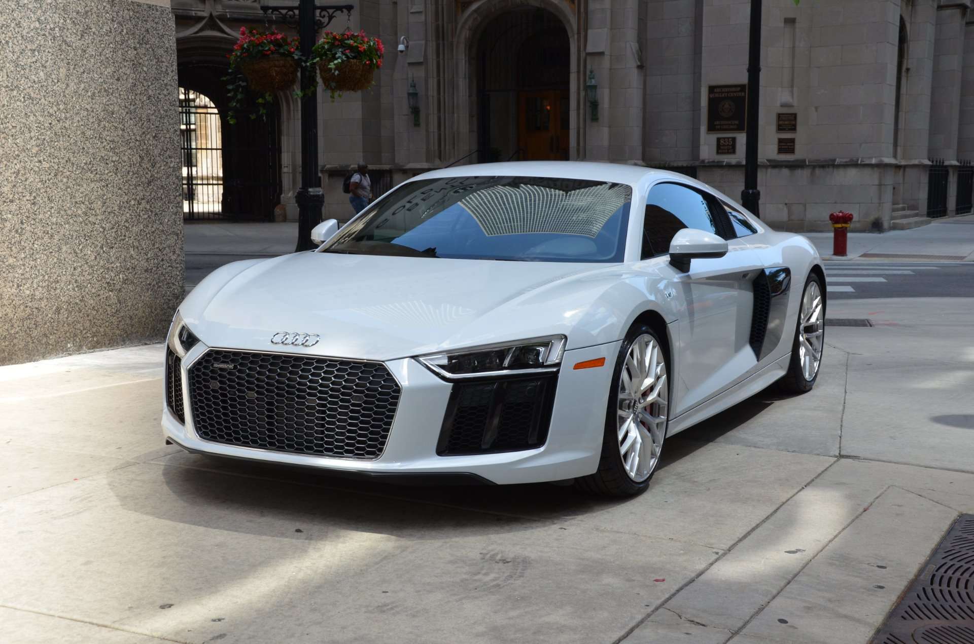 2017 Audi R8 5.2 quattro V10 Stock # GC2159-S for sale near Chicago, IL | IL Audi Dealer