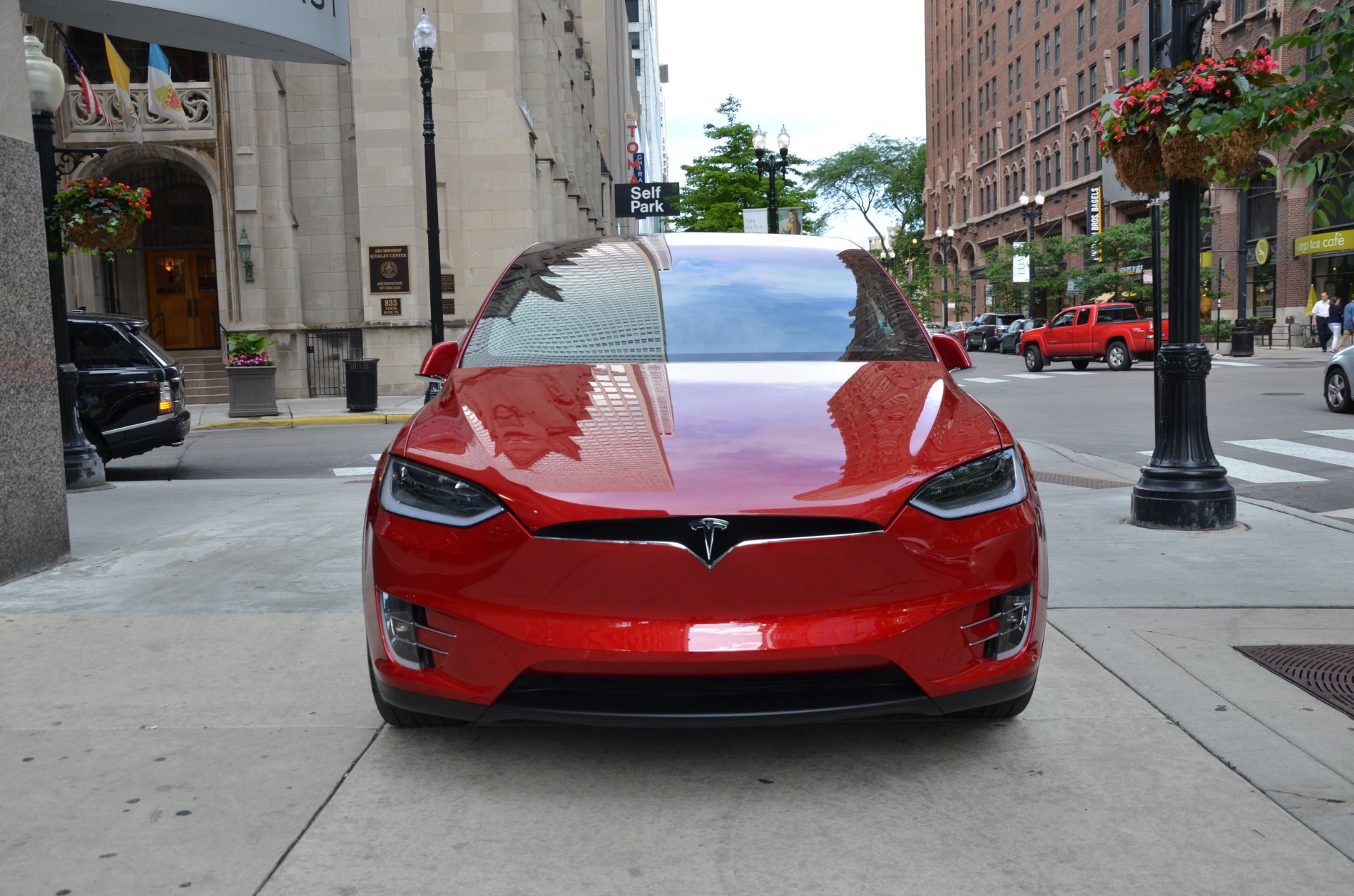 2016 Tesla Model X 75d Stock L380b For Sale Near Chicago