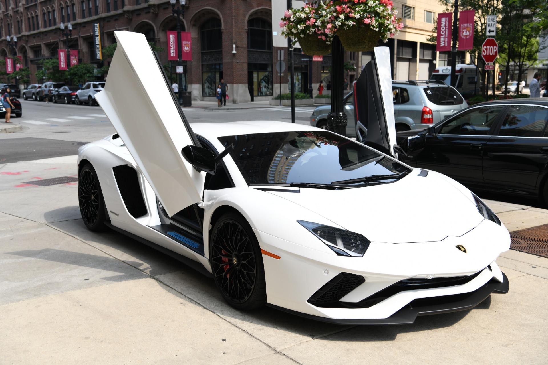 2017 Lamborghini Aventador Lp 740 4 S Stock 06416 For Sale Near