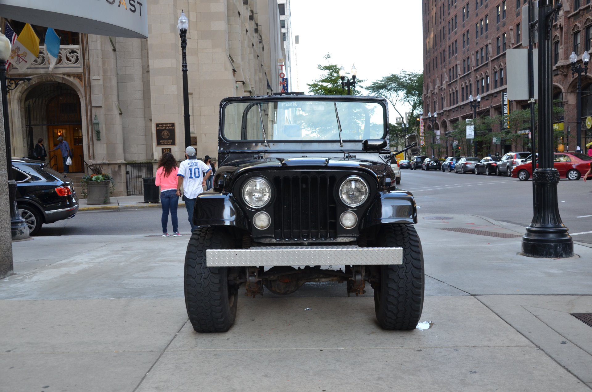 1969 jeep cj convertible stock 61132 for sale near chicago il il jeep dealer. Black Bedroom Furniture Sets. Home Design Ideas
