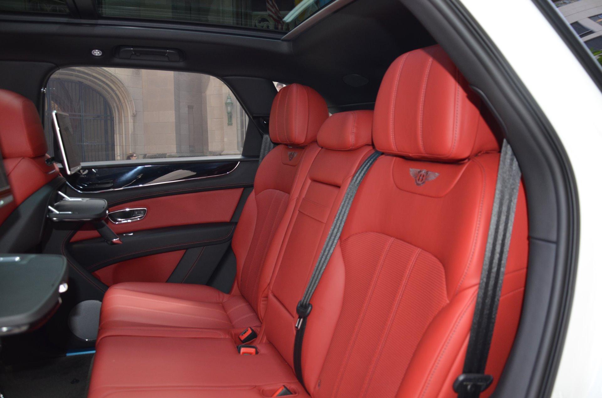 2018 Bentley Bentayga Black Edition Stock B959 S For Sale Near Chicago Il Il Bentley Dealer