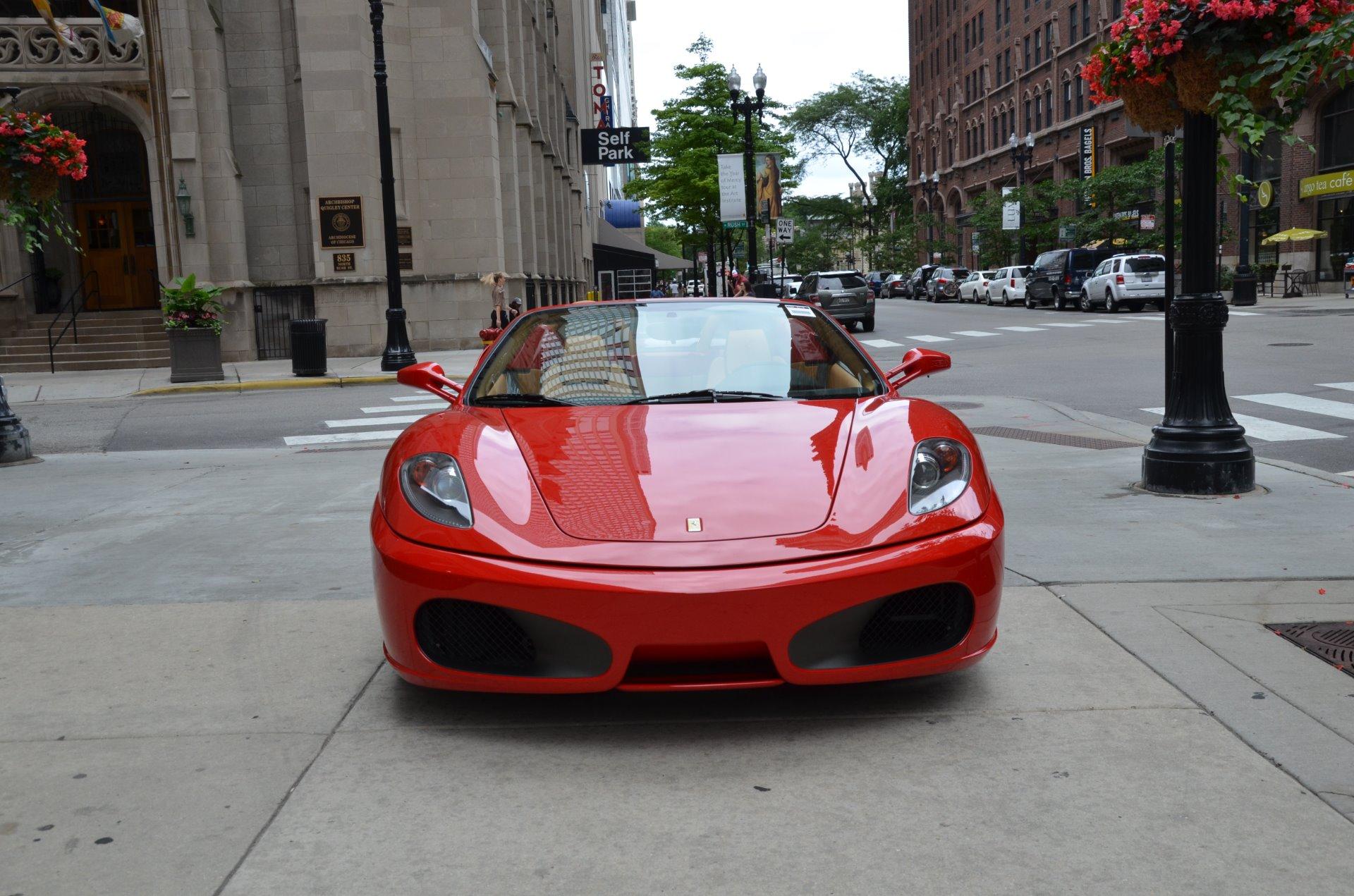 2008 ferrari f430 spider stock b917b for sale near chicago il il ferrari dealer. Black Bedroom Furniture Sets. Home Design Ideas