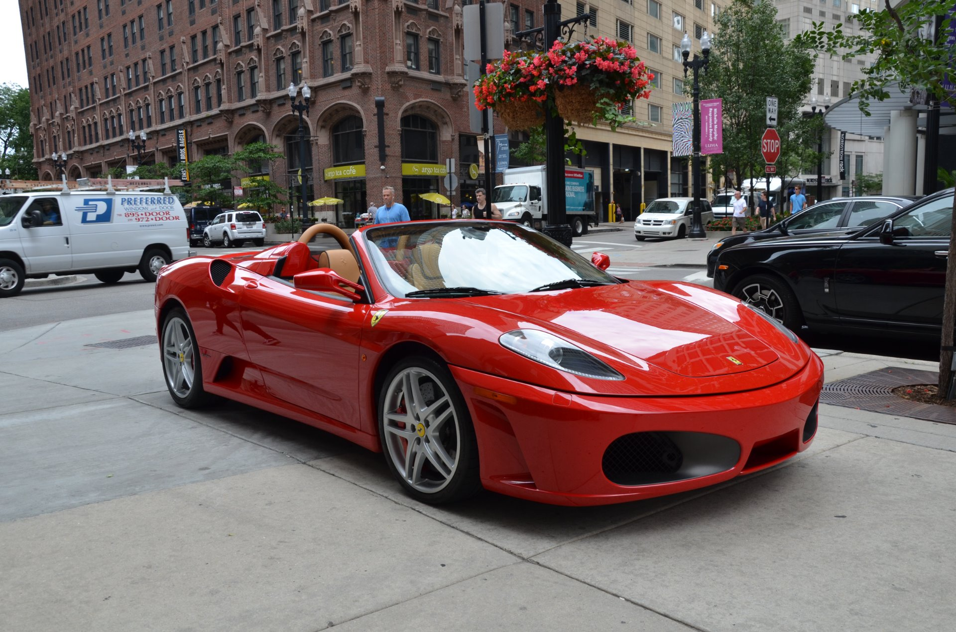 2008 ferrari f430 spider stock b917b for sale near. Black Bedroom Furniture Sets. Home Design Ideas