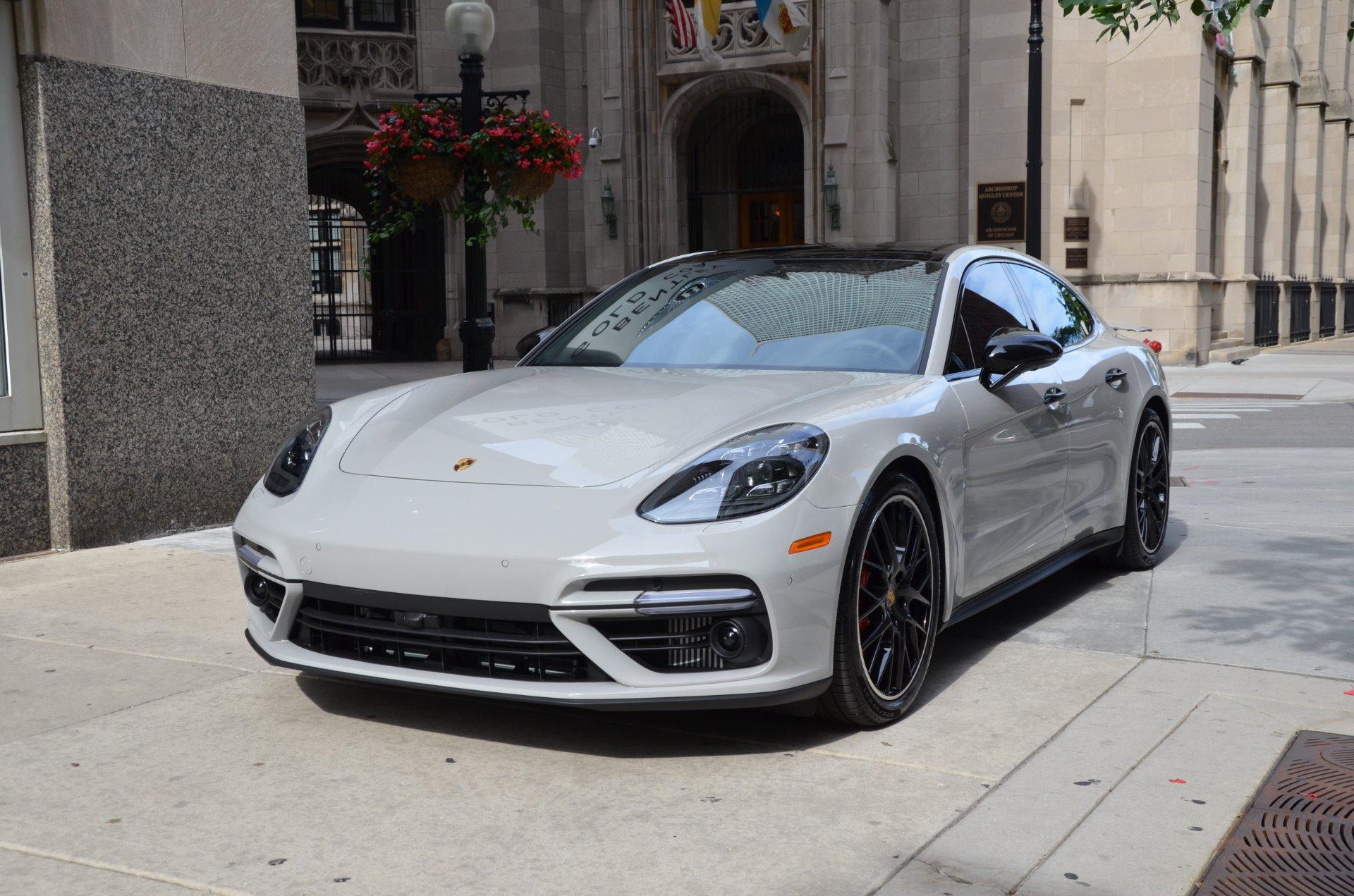 2017 Porsche Panamera Turbo Stock B966a For Sale Near Chicago Il Il Porsche Dealer