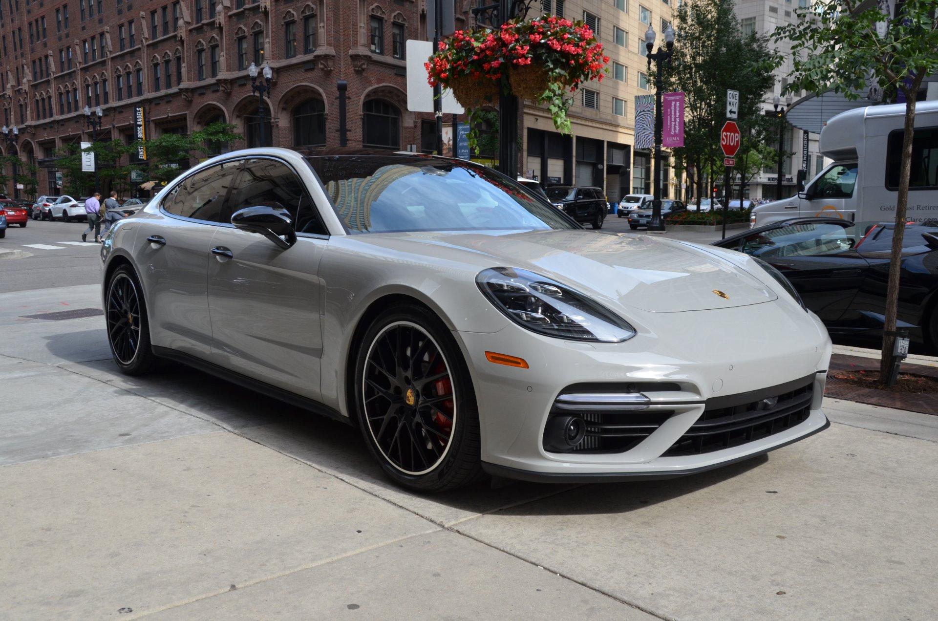 2017 Porsche Panamera Turbo Stock # B966A for sale near Chicago, IL