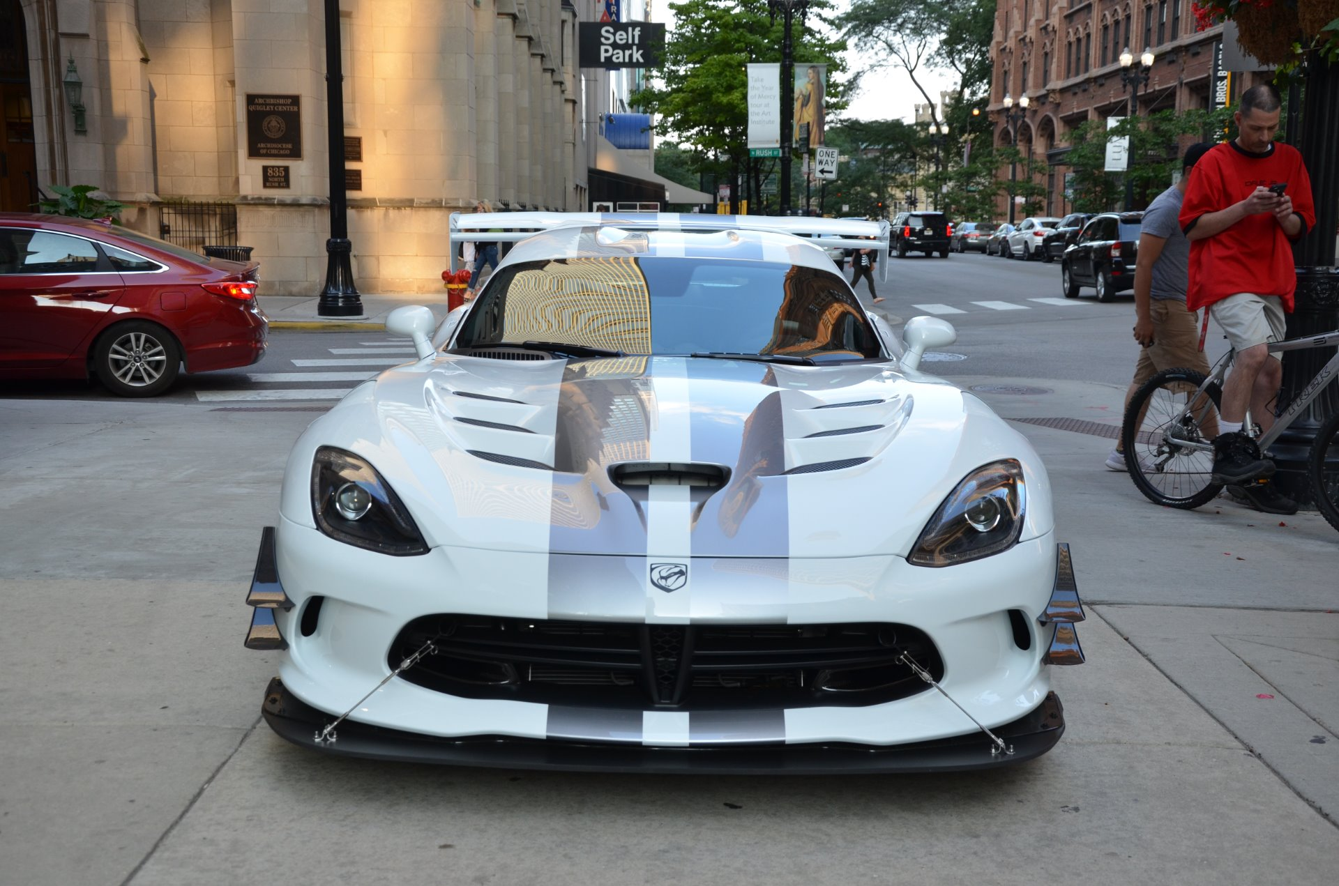 2016 dodge viper acr stock 00487 for sale near chicago il il dodge dealer. Black Bedroom Furniture Sets. Home Design Ideas