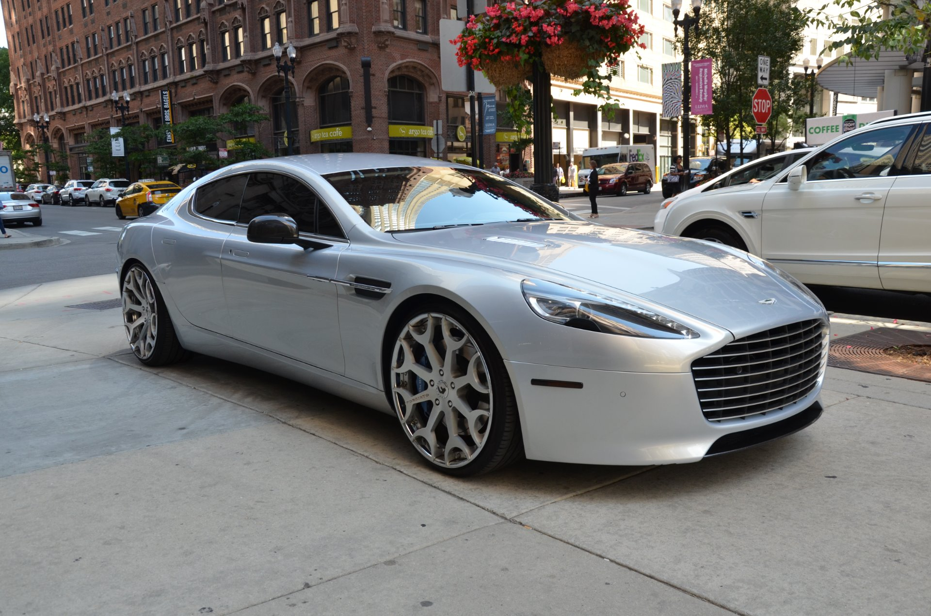 2014 Aston Martin Rapide S Stock # B954B For Sale Near