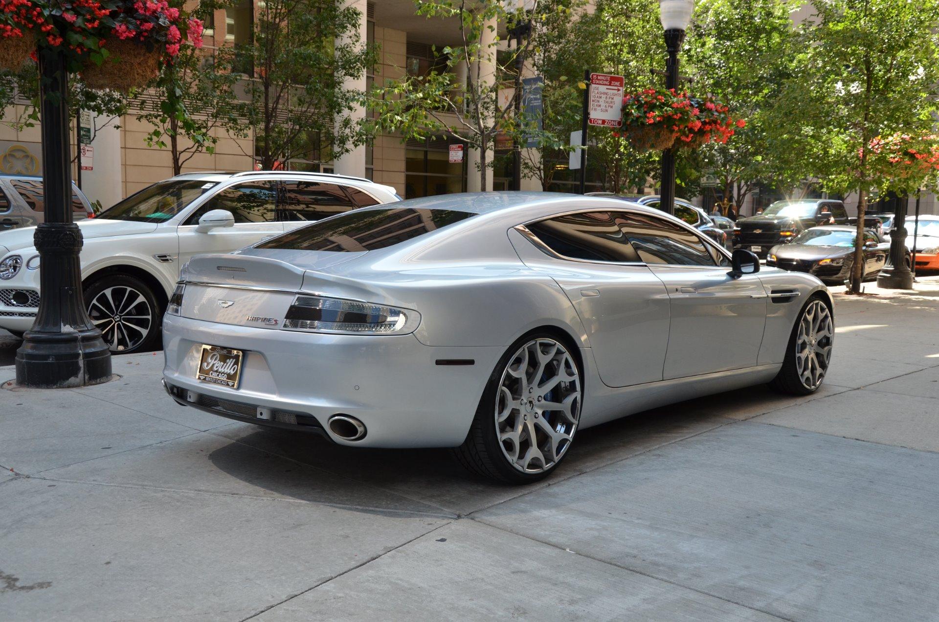 2014 Aston Martin Rapide S Stock B954b For Sale Near Chicago Il Il Aston Martin Dealer