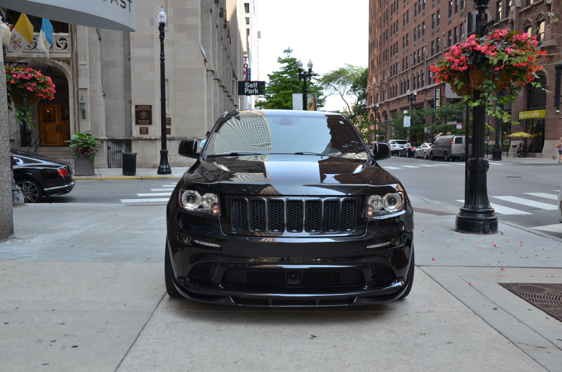 2012 jeep grand cherokee srt8 stock # r365c for sale near chicago