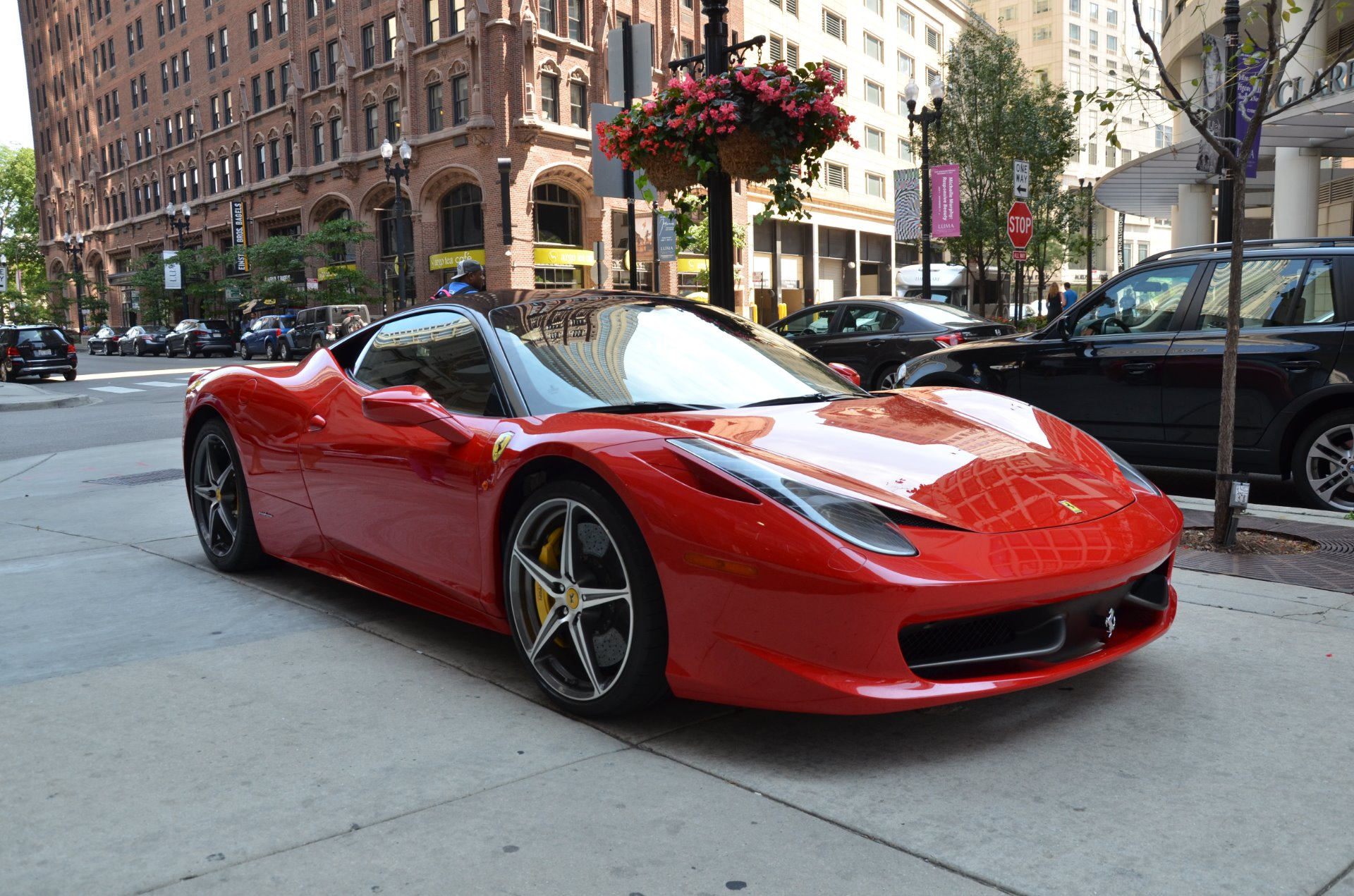 2011 ferrari 458 italia stock # r417a for  near chicago, il