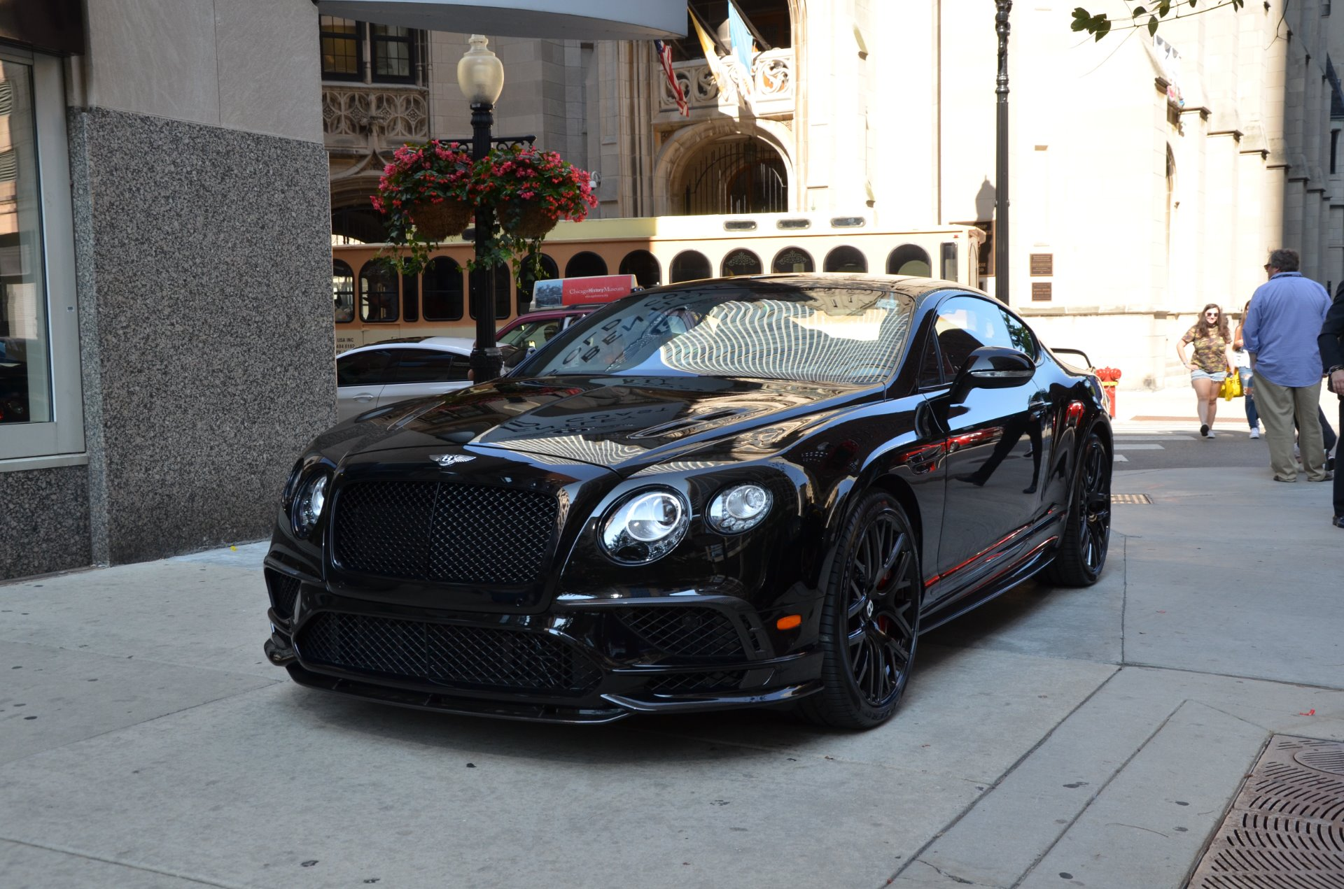2017 Bentley Continental Supersports Stock B974 S For Sale Near Chicago Il Il Bentley Dealer