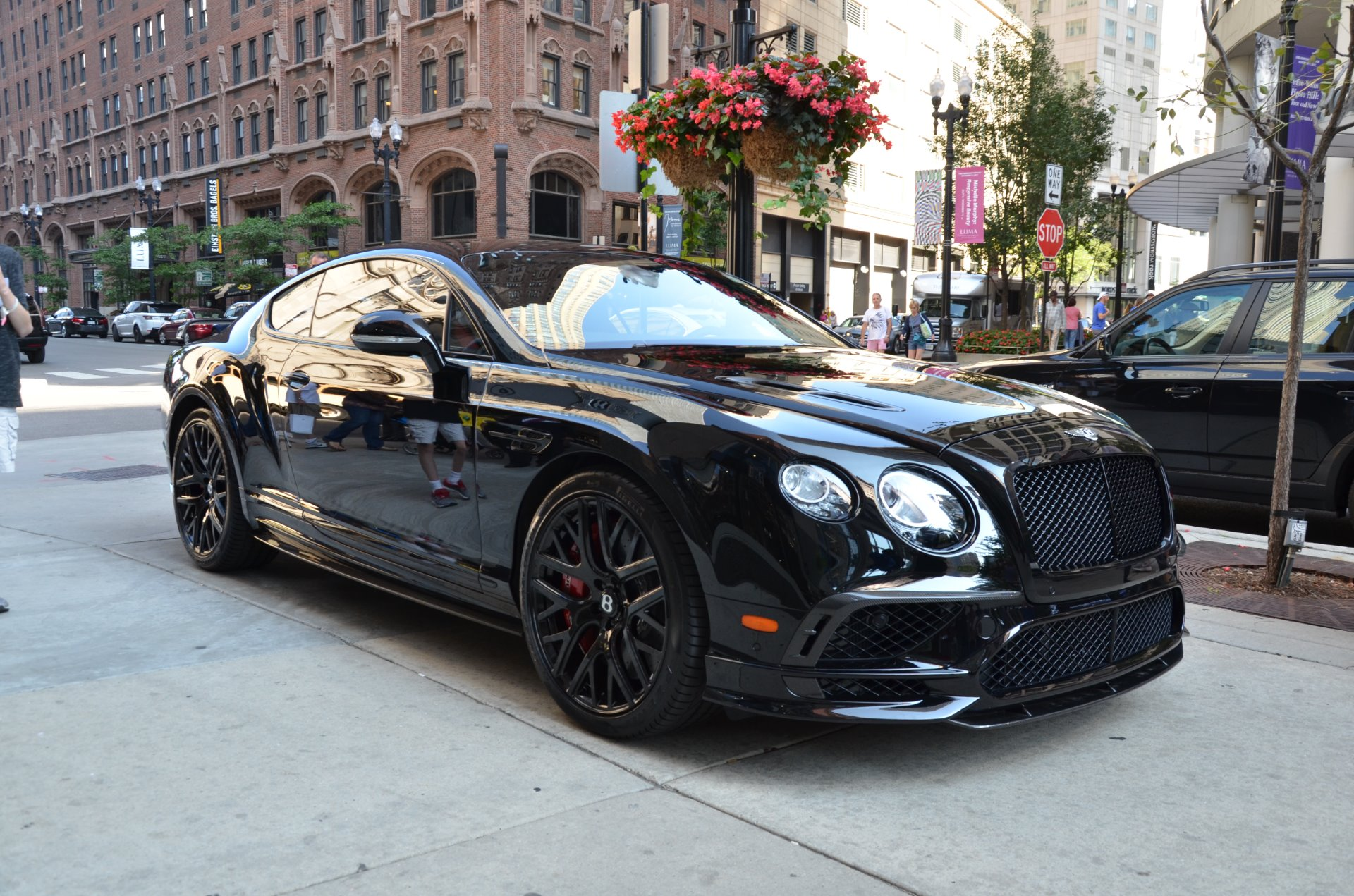 2017 Bentley Continental Supersports Stock B974 S For Sale Near