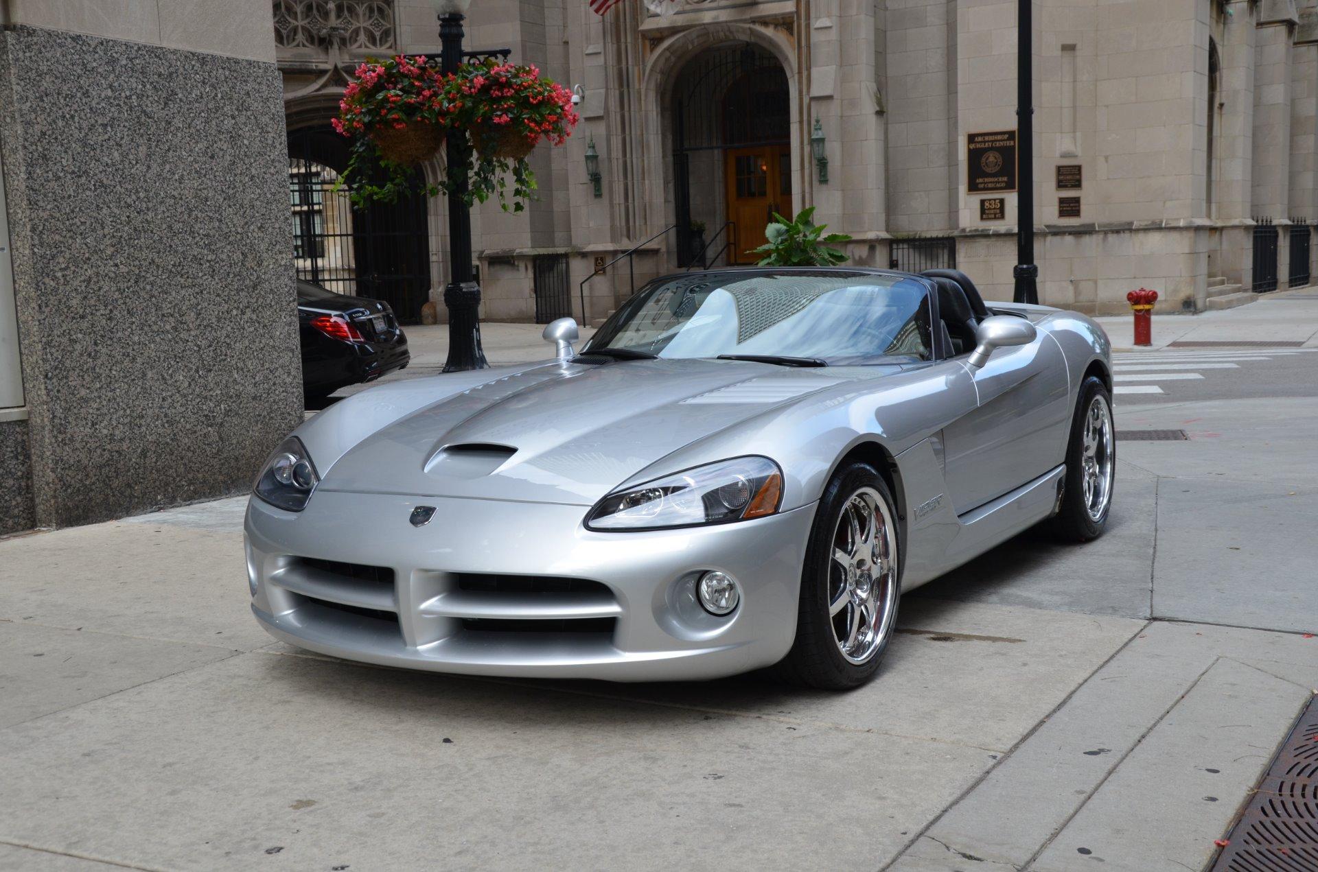 2003 Dodge Viper SRT10 Stock  GC2159B for sale near Chicago IL
