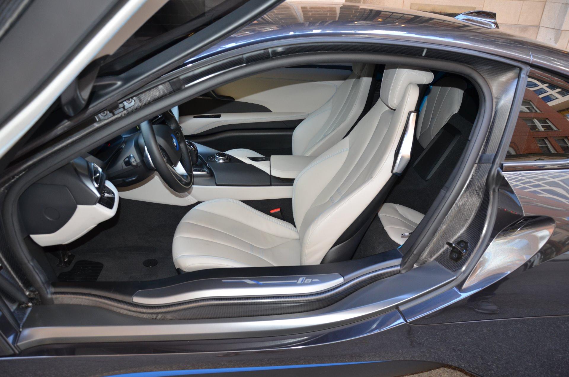 BMW I Stock LAB For Sale Near Chicago IL IL BMW Dealer - 2015 bmw i8 coupe price