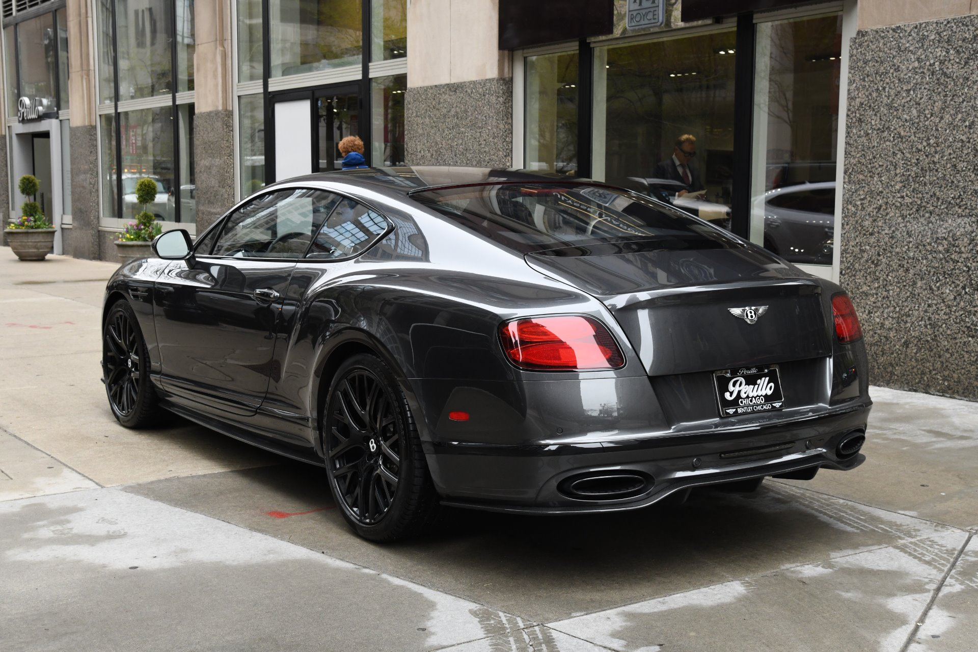 2017 Bentley Continental Supersports Stock B975 S For Sale Near