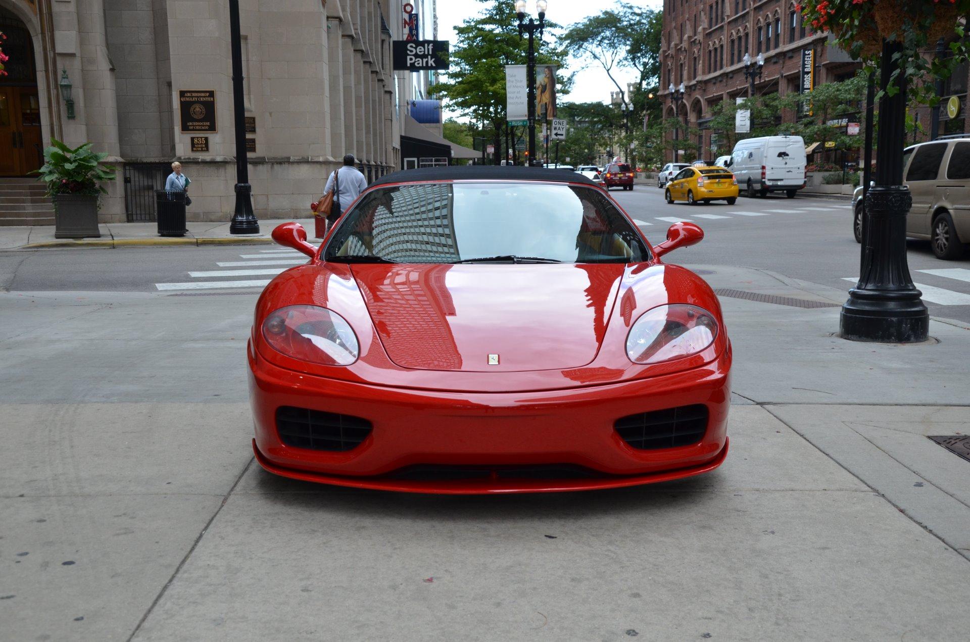 Used 2003 Ferrari 360 Spider    Chicago, IL