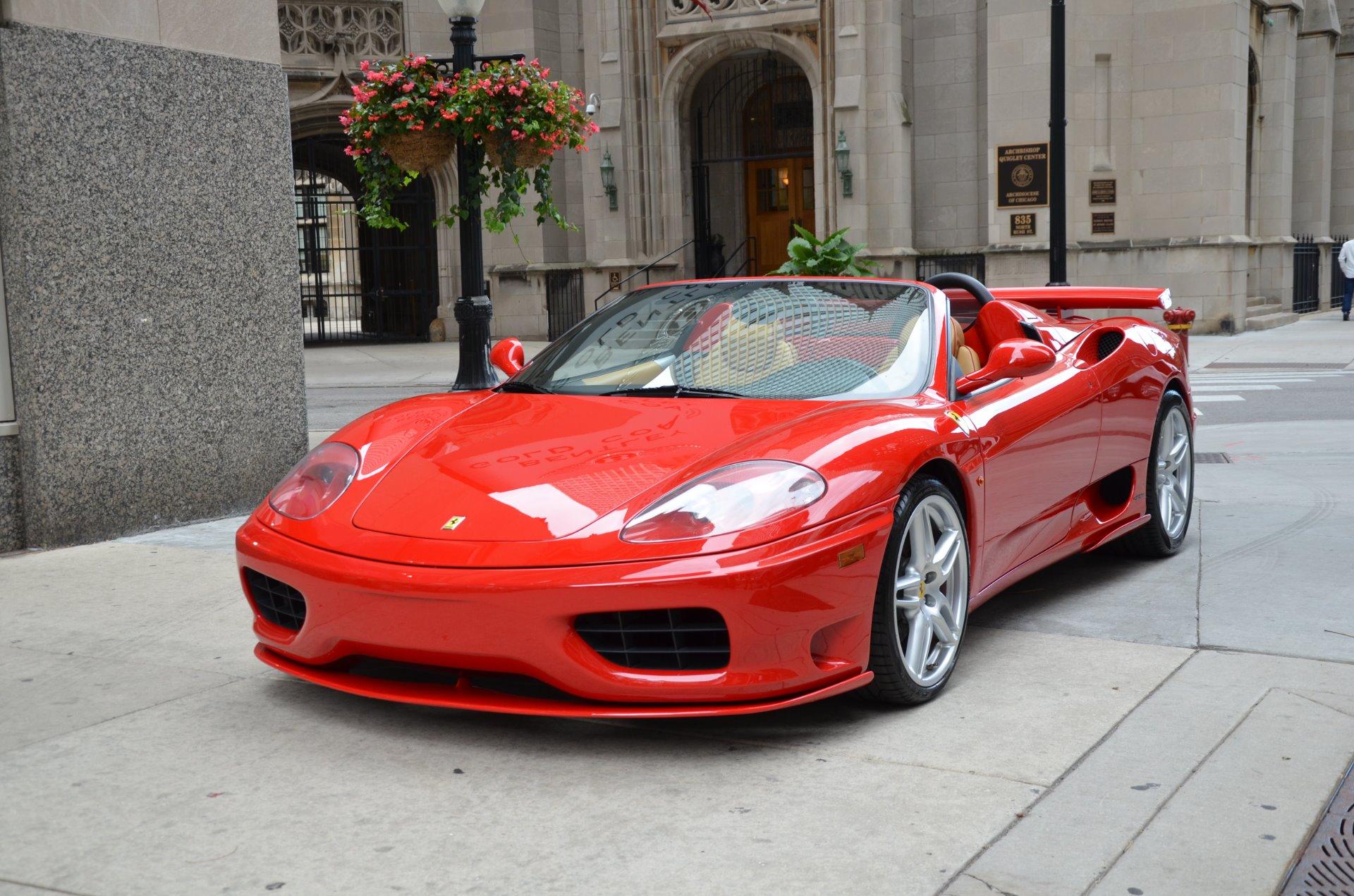 2003 Ferrari 360 Spider Stock # GC-CHRIS99 For Sale Near