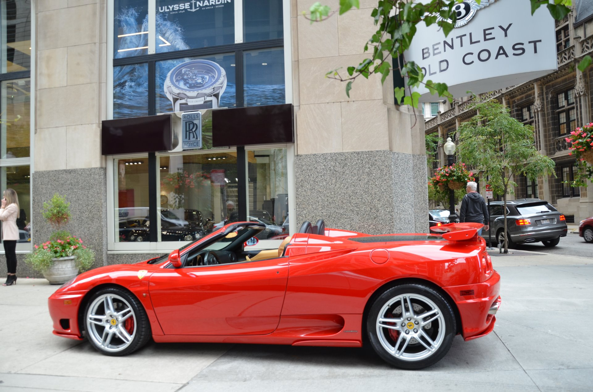 Used 2003 Ferrari 360 Spider  | Chicago, IL