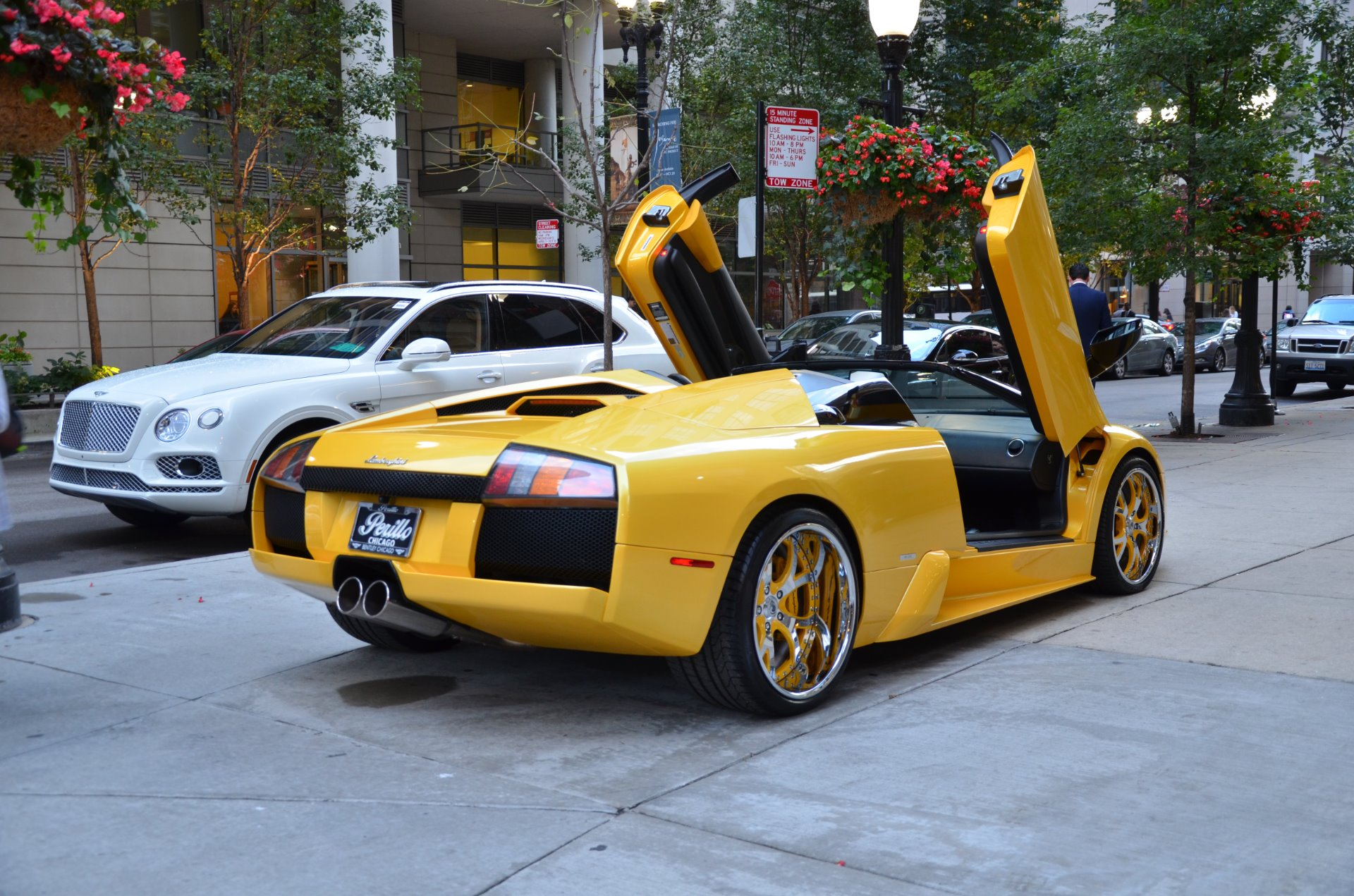 2006 lamborghini murcielago roadster stock l334b for. Black Bedroom Furniture Sets. Home Design Ideas