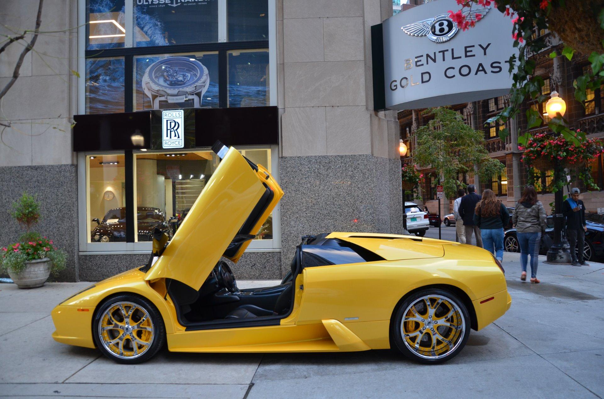 Used 2006 Lamborghini Murcielago Roadster  | Chicago, IL