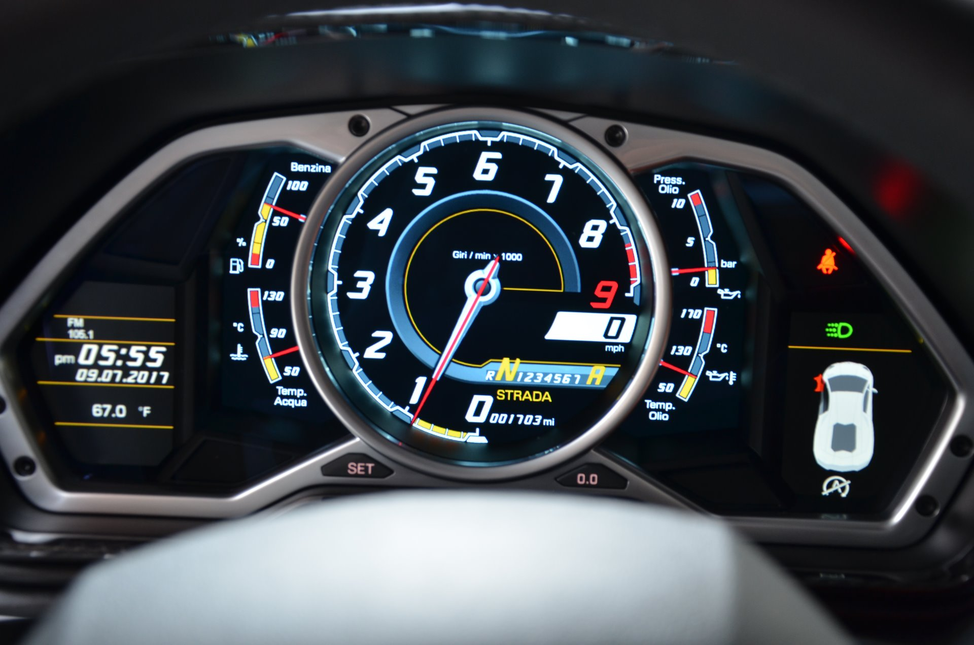 2017 Lamborghini Aventador Miura Lp 700 4 Stock Gc2202 For Sale
