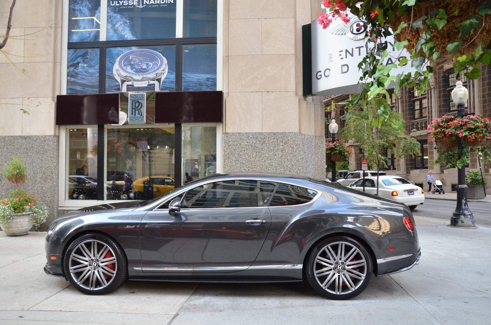 2015 Bentley Continental GT Speed Stock GC2178 for sale near