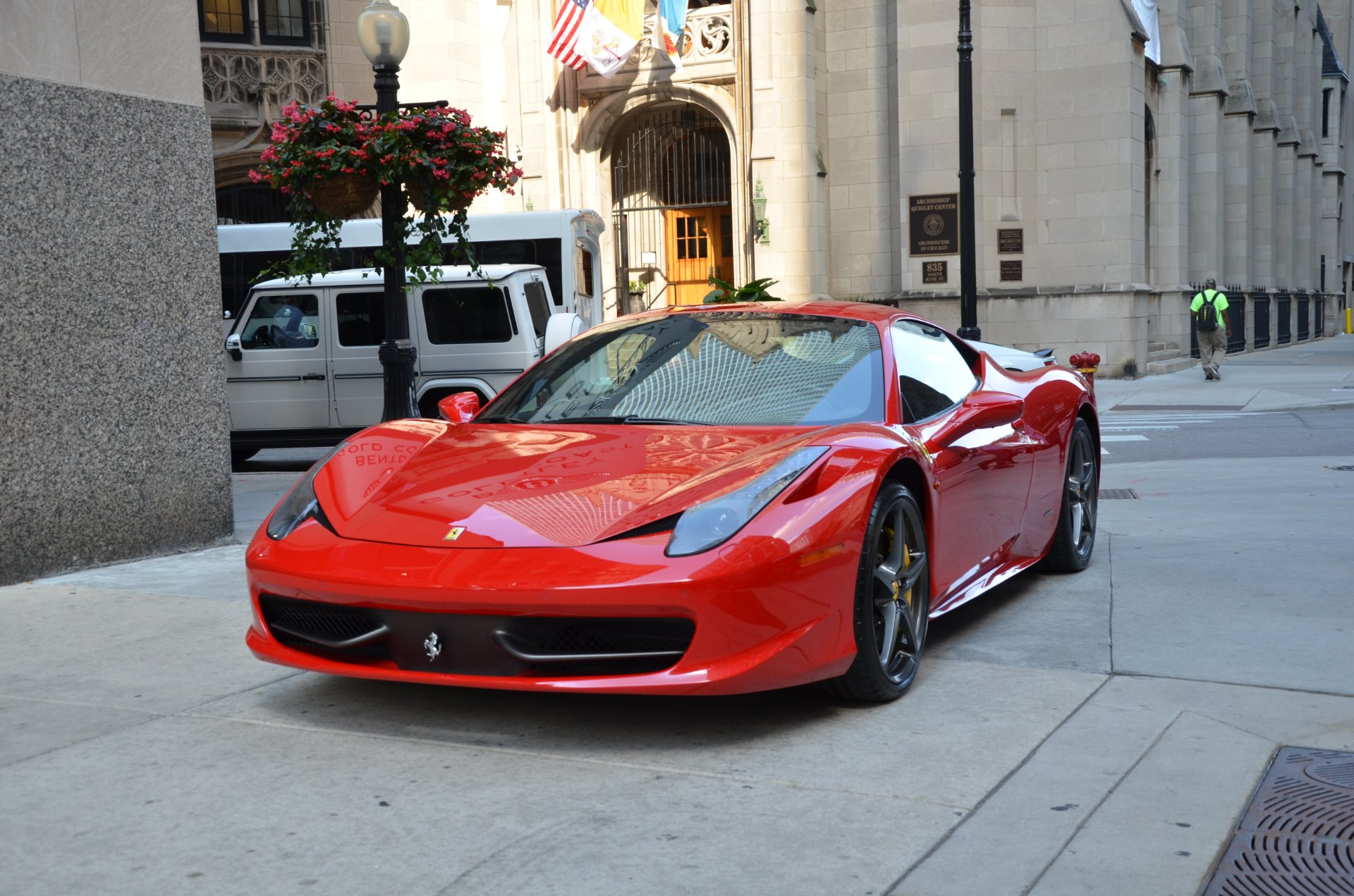 2013 ferrari 458 italia stock r272a for sale near chicago il il ferrari dealer. Black Bedroom Furniture Sets. Home Design Ideas