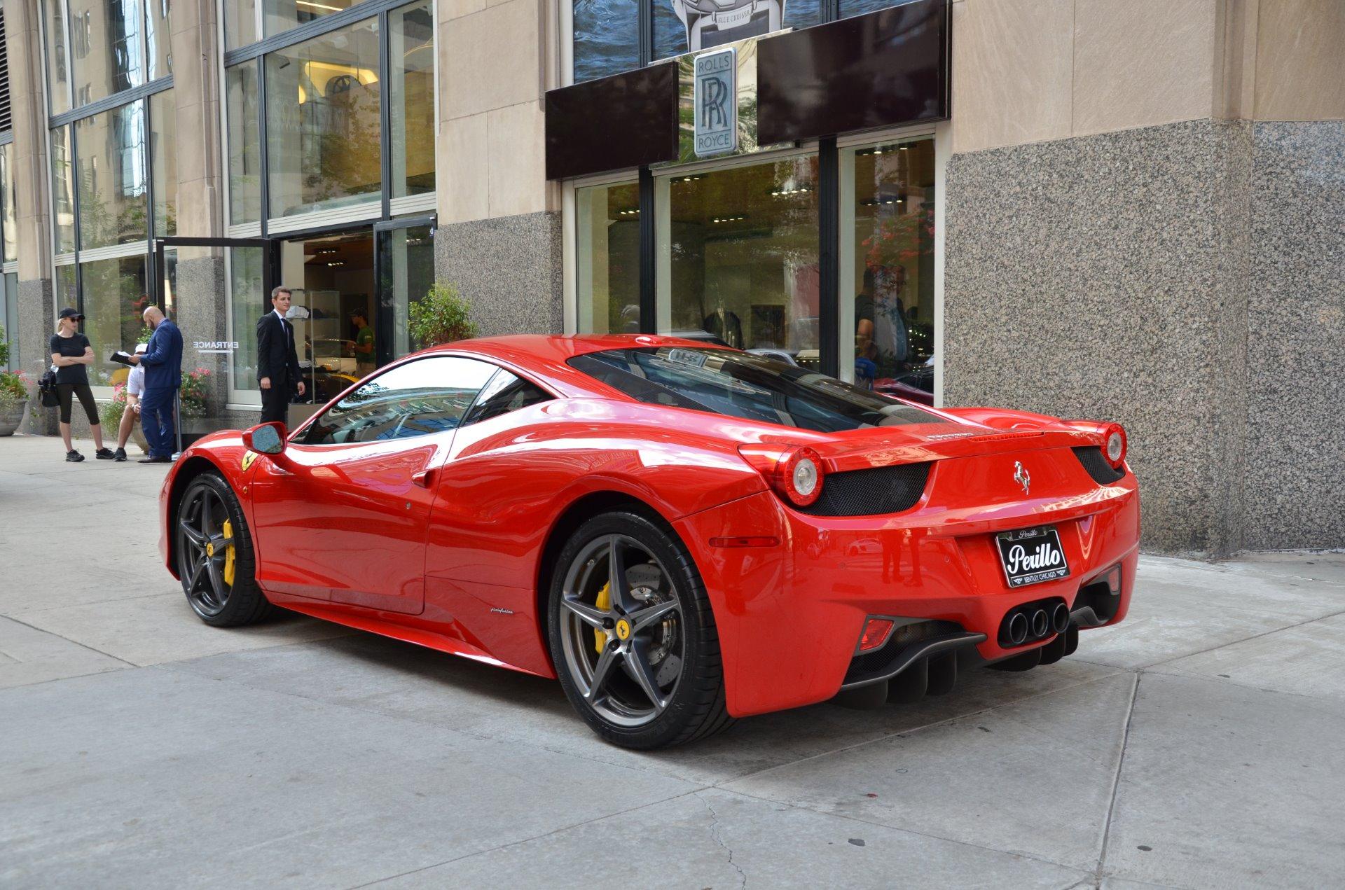 2013 ferrari 458 italia stock # r272a for  near chicago, il