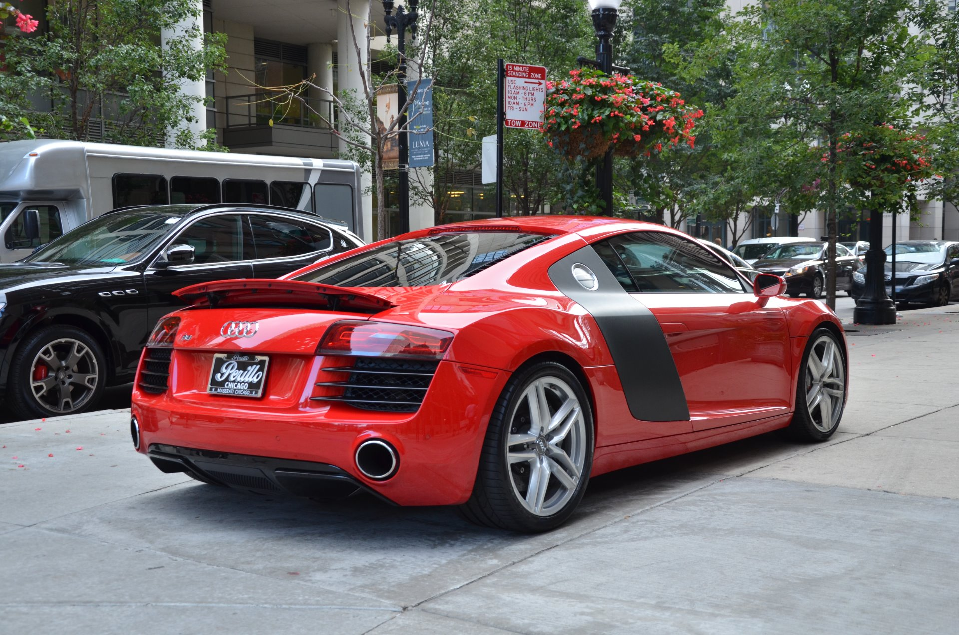 Audi R Quattro Stock LA For Sale Near Chicago IL - Audi r8 used