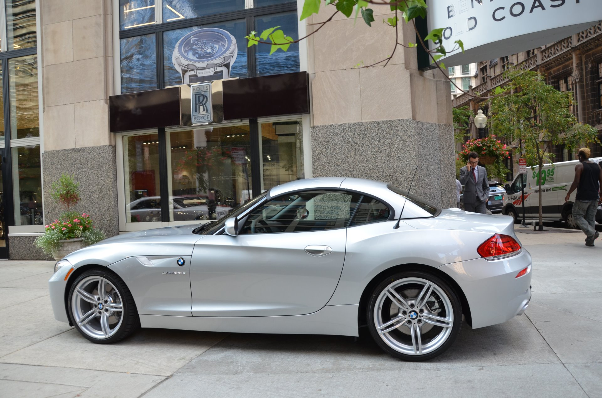 2012 Bmw Z4 Sdrive35is Stock B920ab For Sale Near