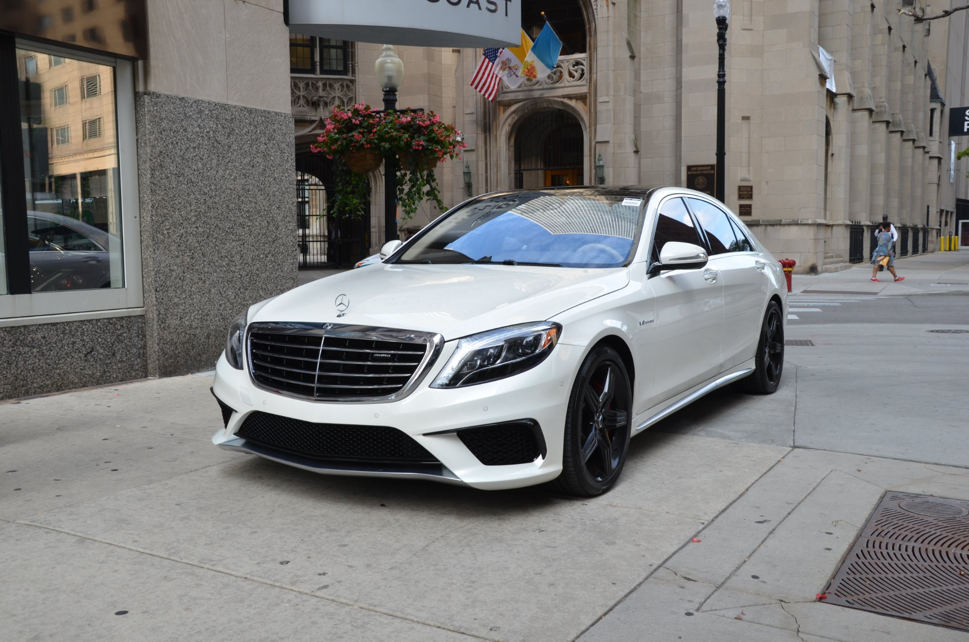 Used 2017 Mercedes Benz S Cl Amg 63 Chicago Il