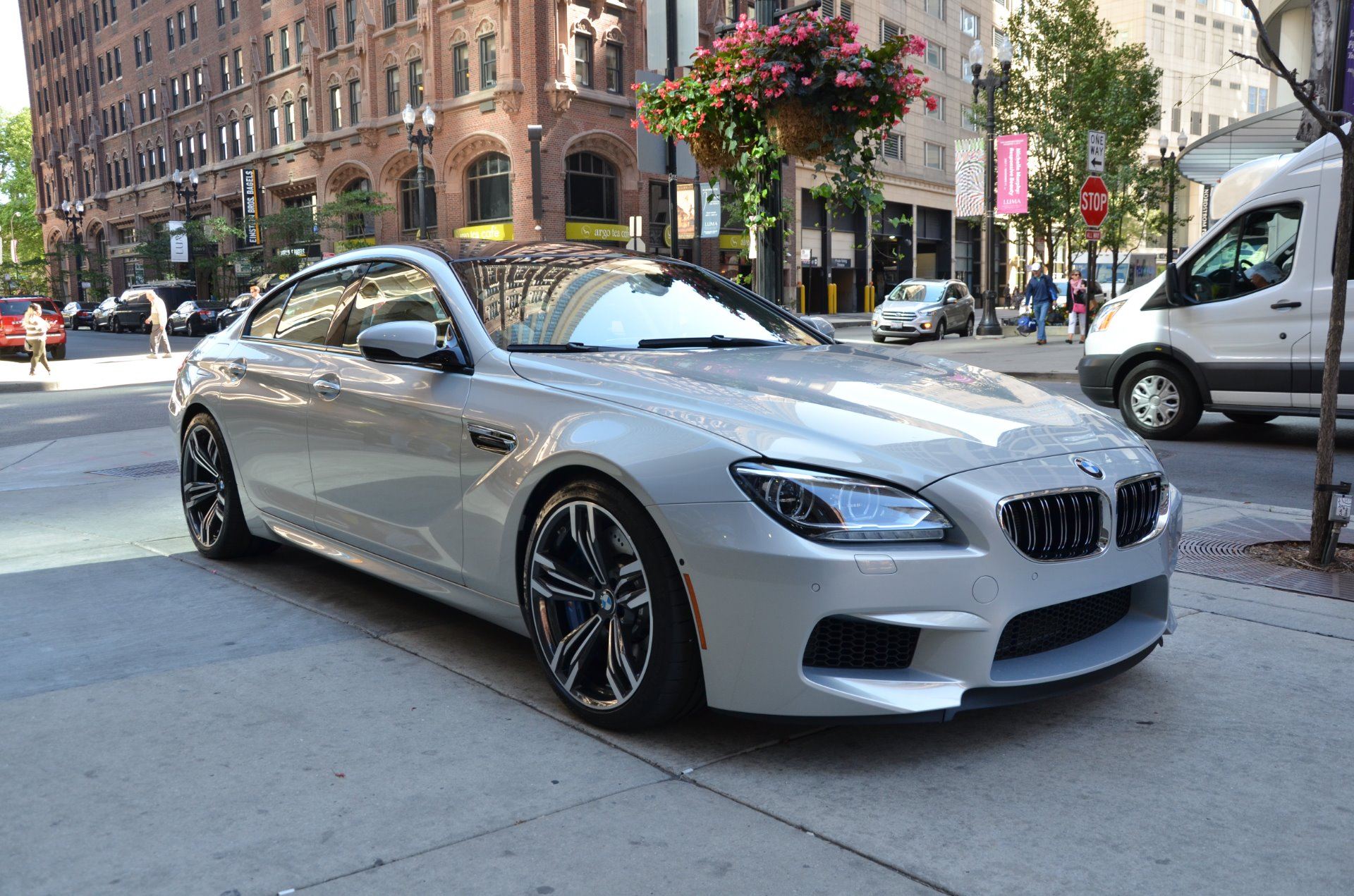 2015 bmw m6 gran coupe stock b920a for sale near chicago il il bmw dealer. Black Bedroom Furniture Sets. Home Design Ideas
