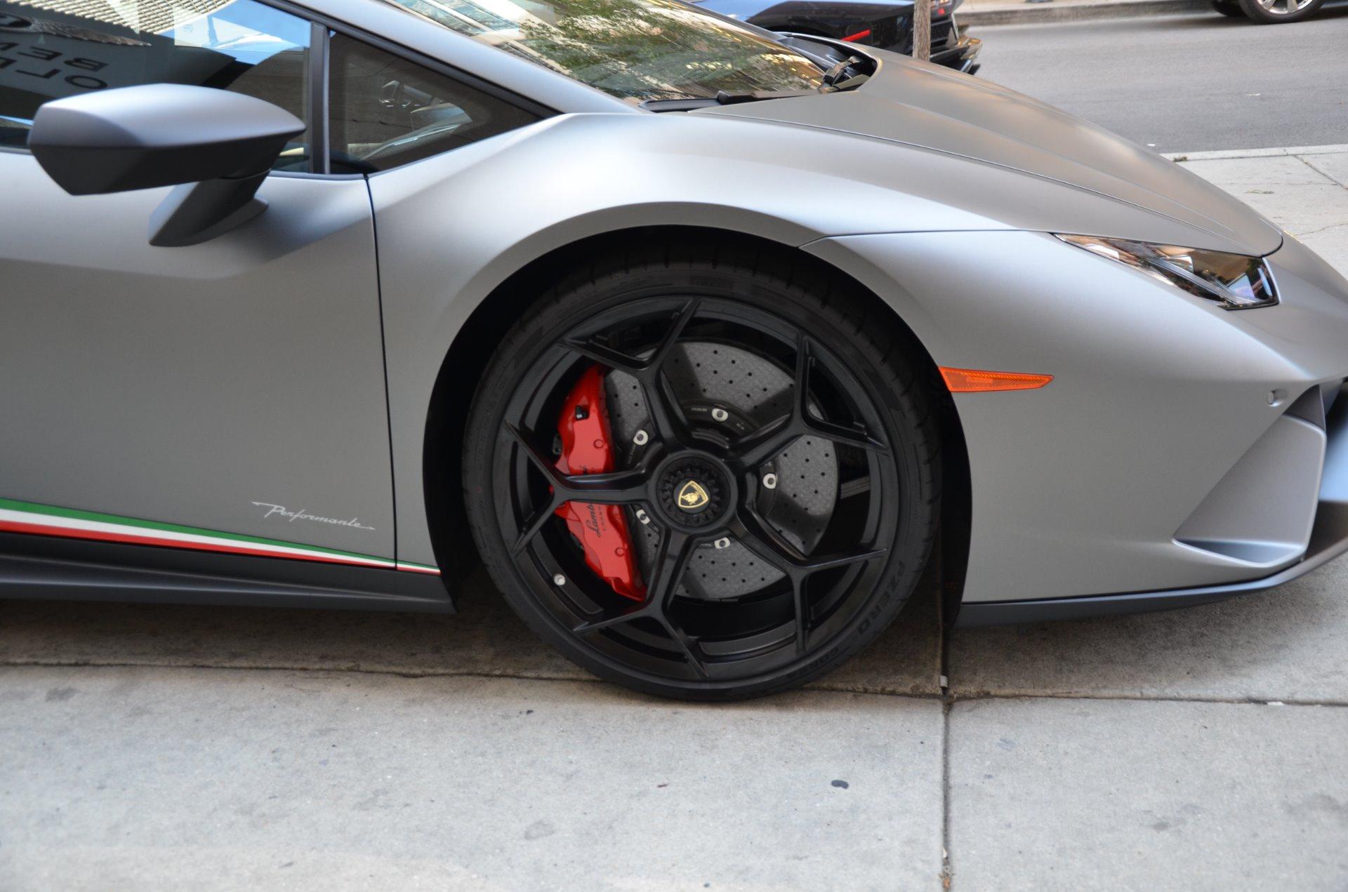 2018 lamborghini huracan performante white. Fine Performante New 2018 Lamborghini Huracan Performante LP 6404  Chicago IL With Lamborghini Huracan Performante White