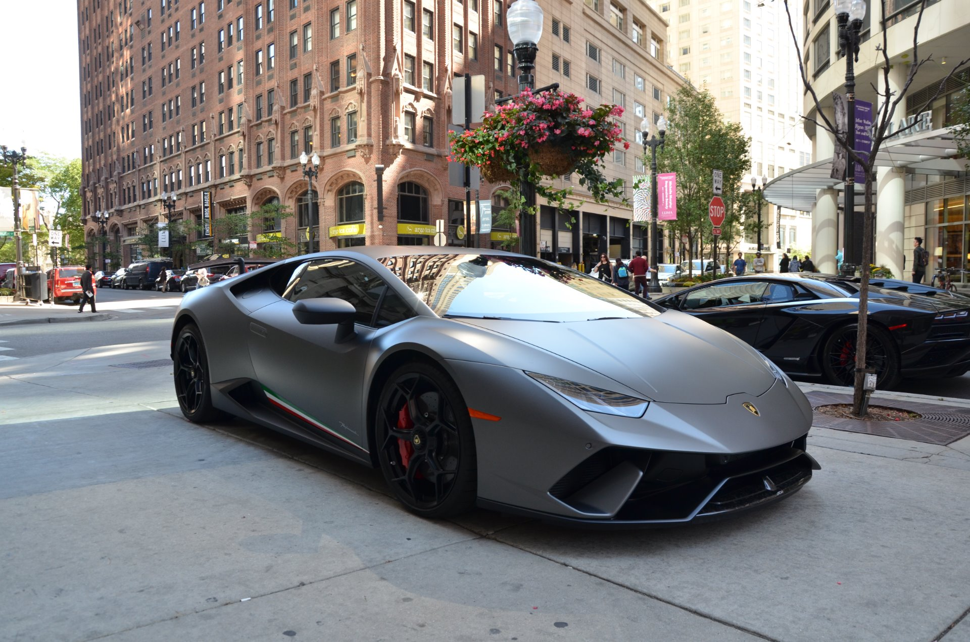 2018 lamborghini. contemporary lamborghini new 2018 lamborghini huracan performante lp 6404  chicago il throughout lamborghini