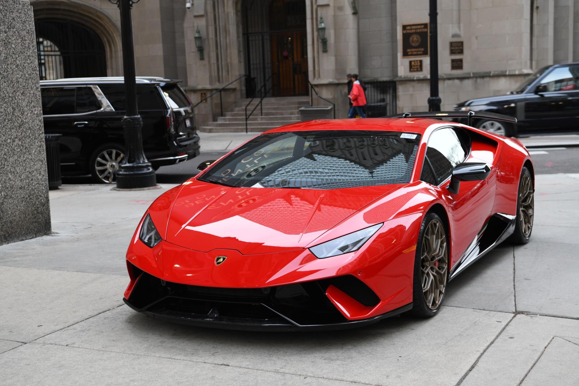 2018 lamborghini performante for sale. Wonderful Performante New 2018 Lamborghini Huracan LP 6404 Performante  Chicago IL To Lamborghini Performante For Sale