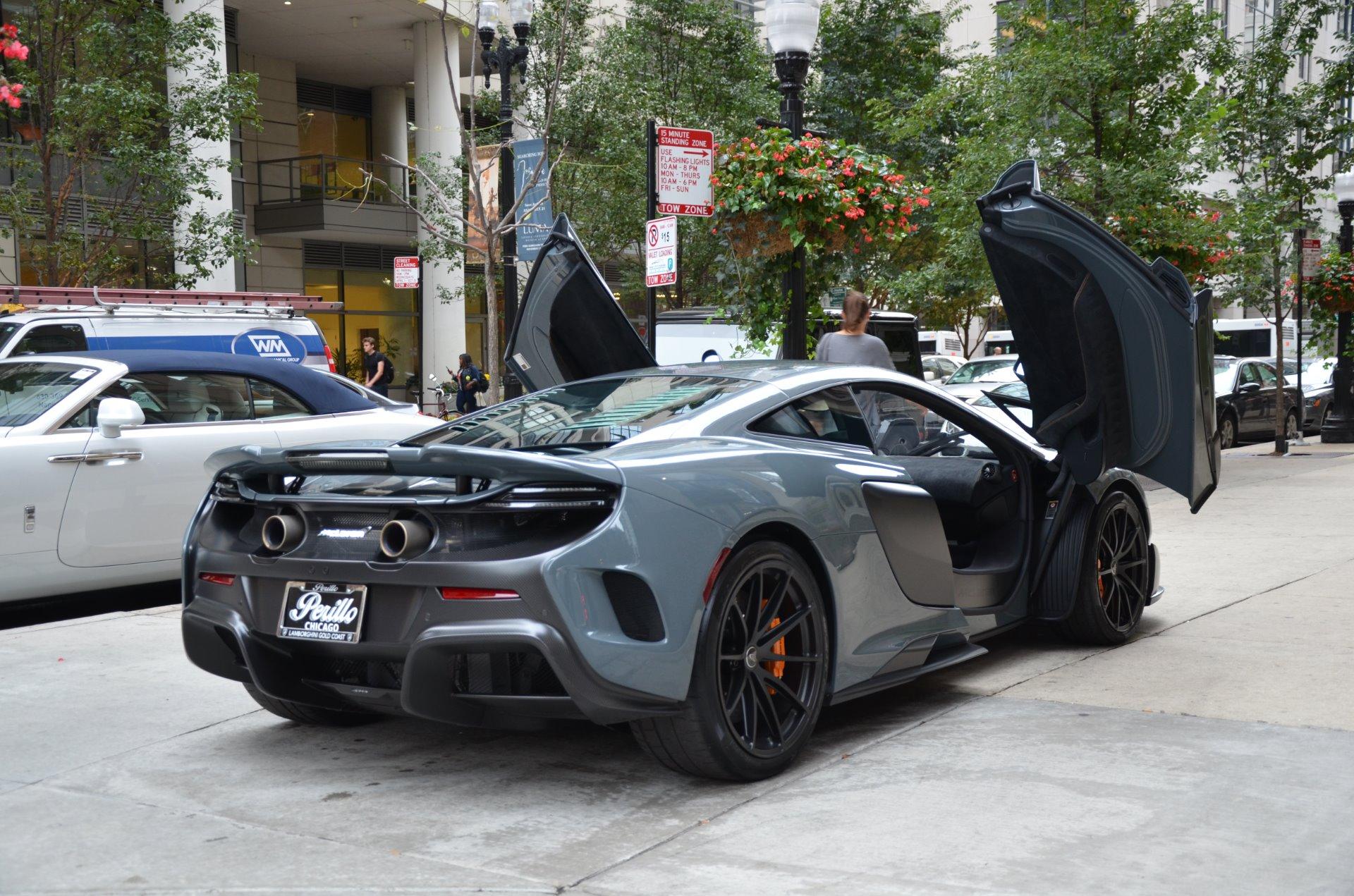 2016 McLaren 675LT Stock # L399A for sale near Chicago, IL | IL ...