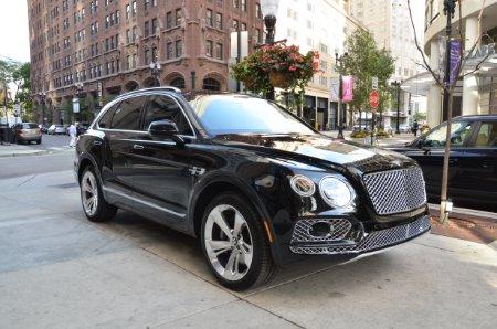 Used 2018 Bentley Bentayga W12 Signature Edition | Chicago, IL