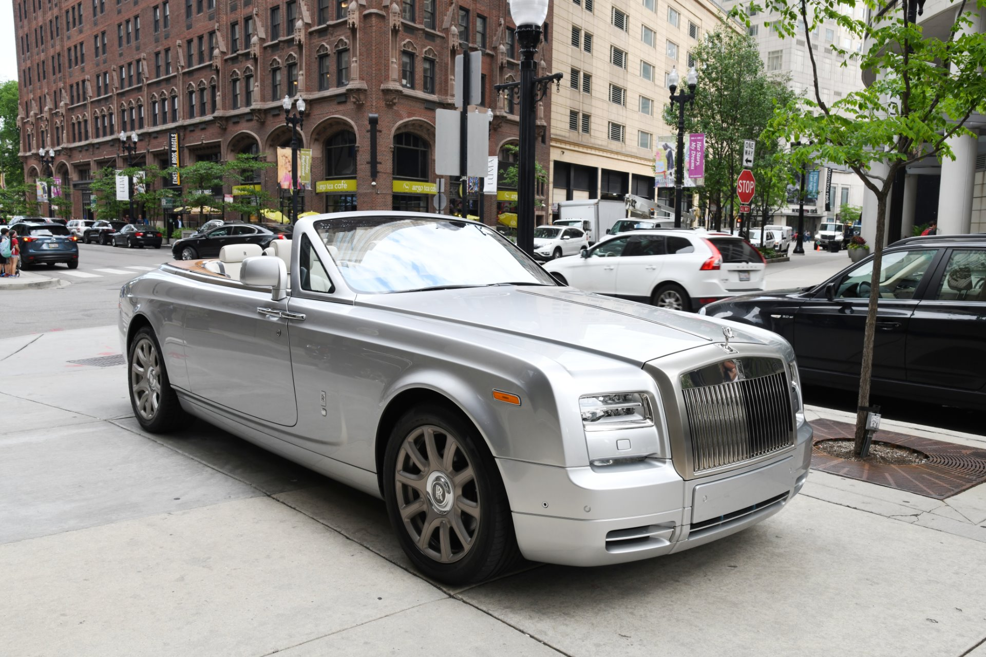 2013 Rolls Royce Phantom Drophead Coupe Stock R386AA for sale near