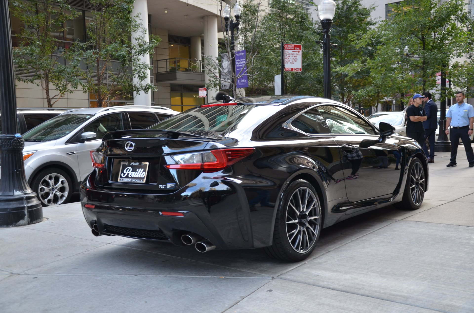 of chicago lc lexus dead carscoops looks in gorgeous drop
