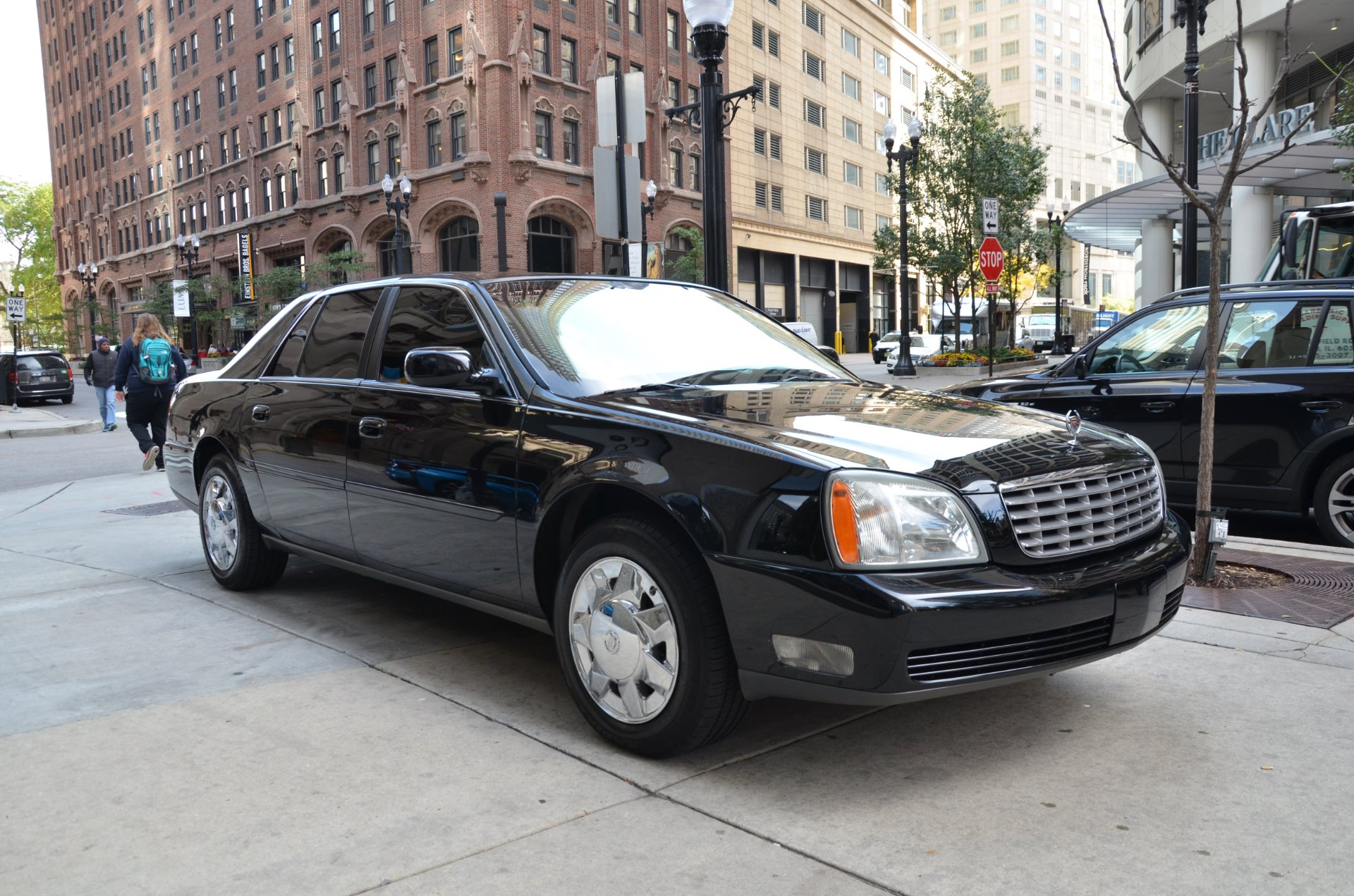 2004 Cadillac DTS Armored Limo Stock # GC2244 for sale ...