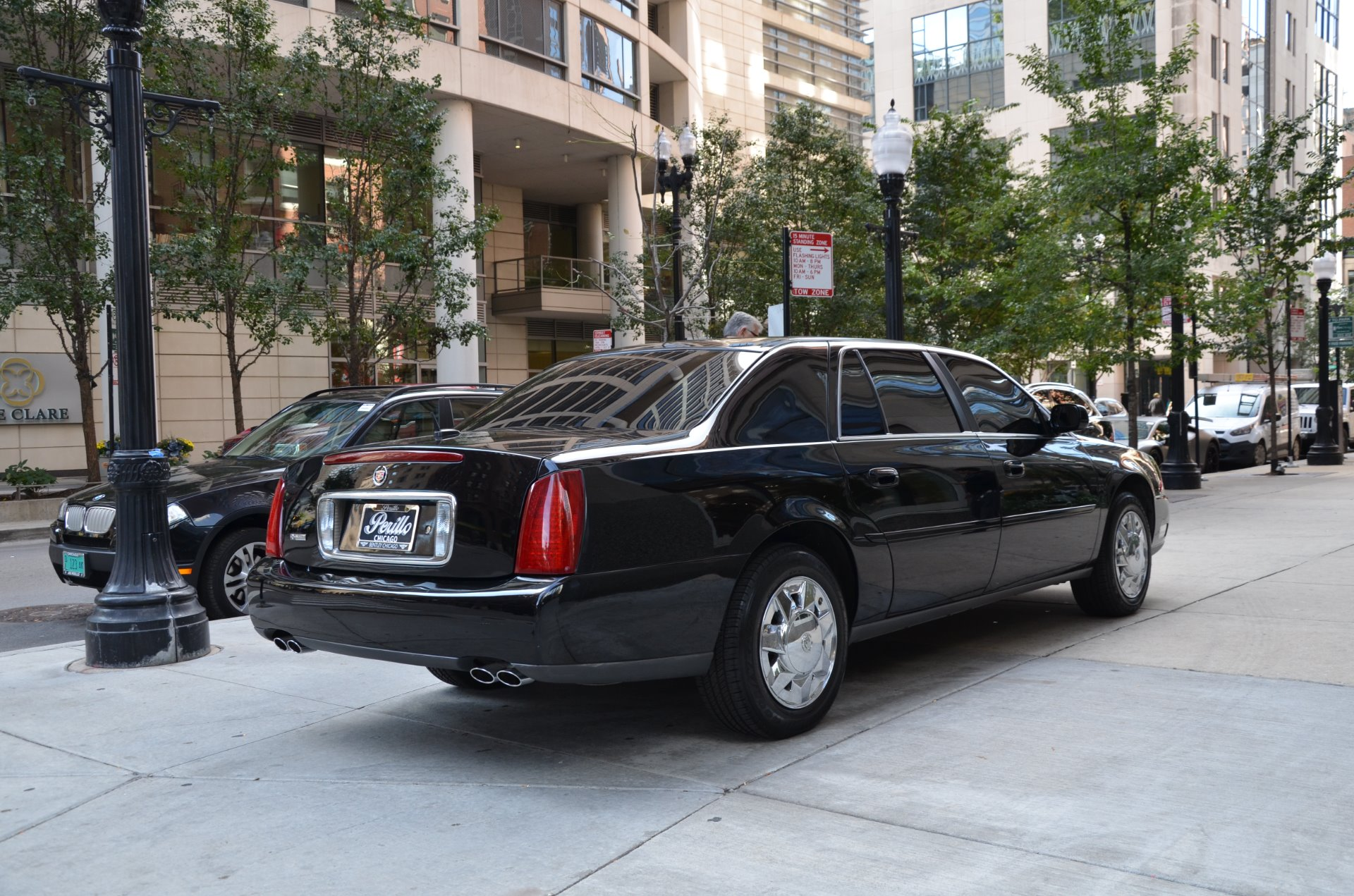 2004 Cadillac DTS Armored Limo Stock # GC2244 for sale near