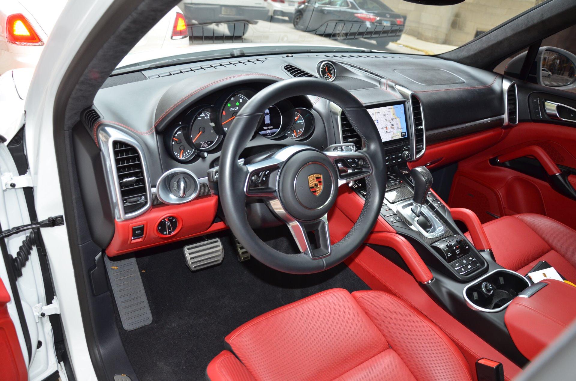 2017 Porsche Cayenne Gts Stock L304c For Sale Near Chicago Il Il Porsche Dealer