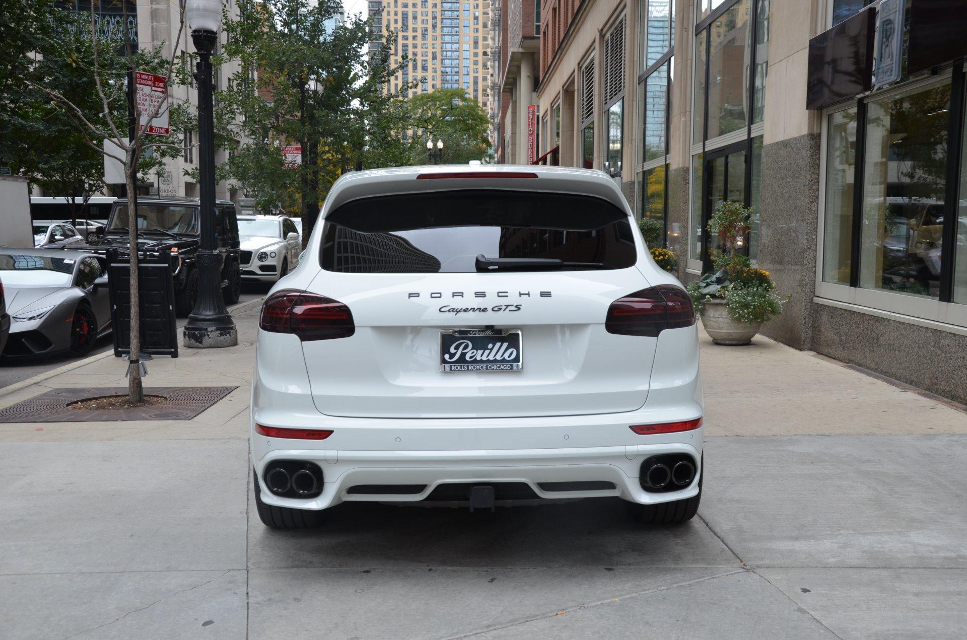 Porsche Cayenne Gts For Sale >> 2017 Porsche Cayenne Gts Stock L304c For Sale Near Chicago