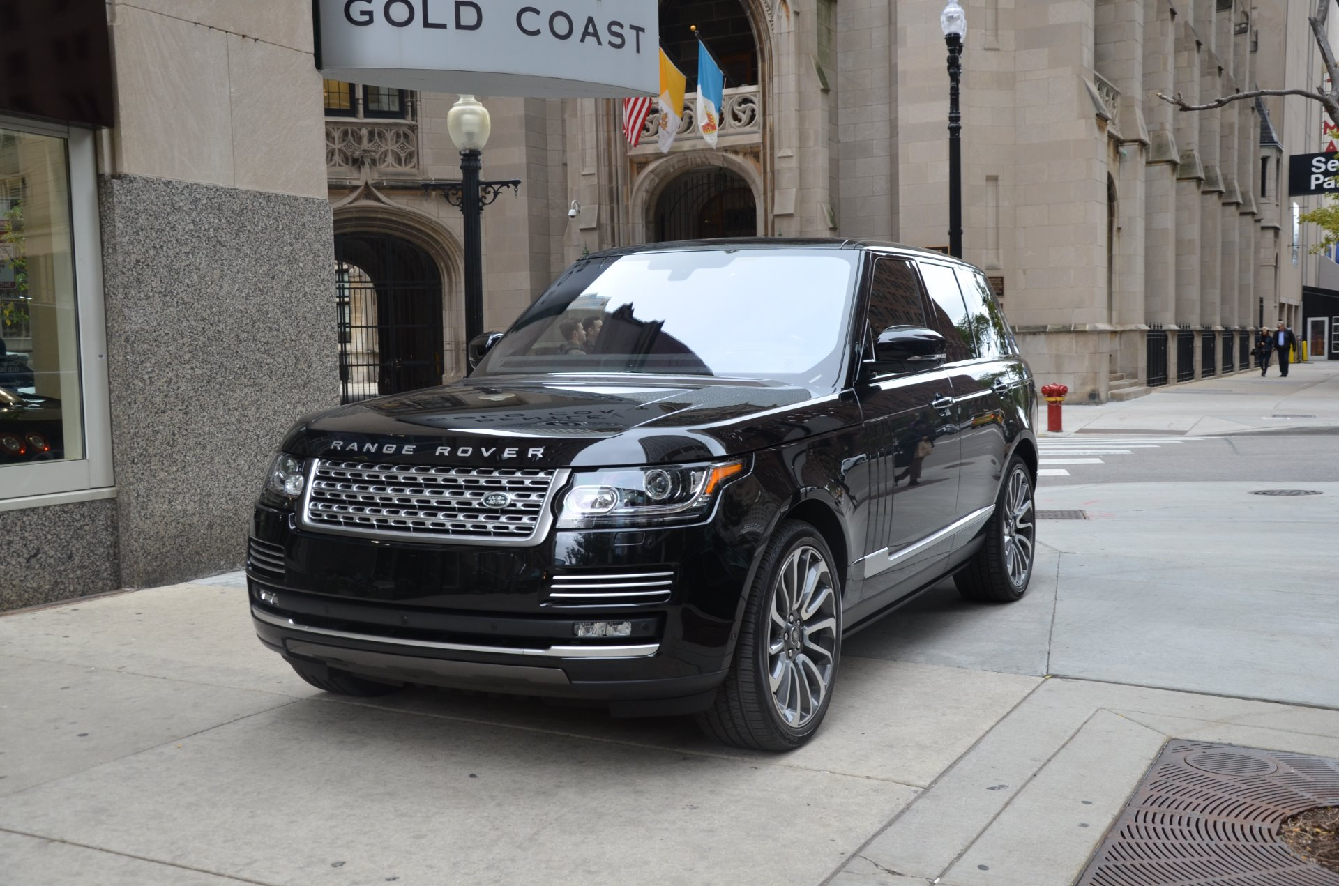 Range Rover Autobiography 2016 >> 2016 Land Rover Range Rover Autobiography Stock B982a For
